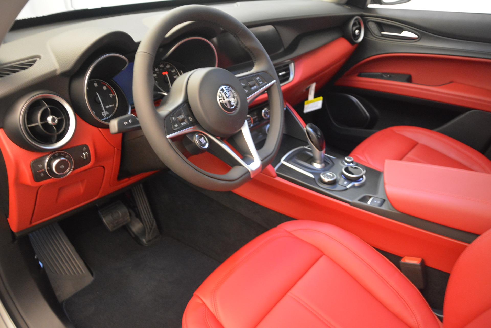 New 2018 Alfa Romeo Stelvio Q4 For Sale In Greenwich, CT. Alfa Romeo of Greenwich, L237 1624_p13