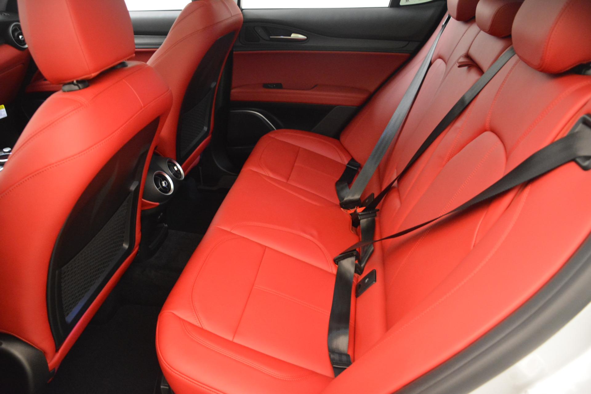 New 2018 Alfa Romeo Stelvio Q4 For Sale In Greenwich, CT. Alfa Romeo of Greenwich, L237 1624_p17