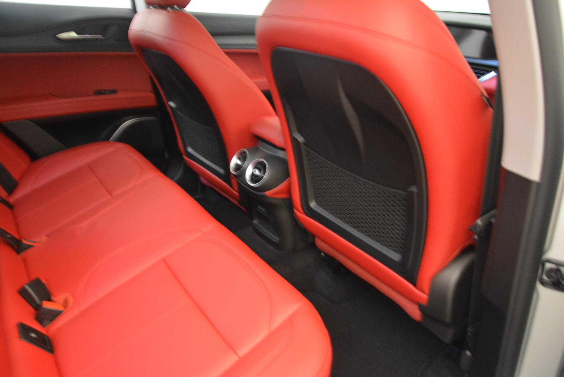 New 2018 Alfa Romeo Stelvio Q4 For Sale In Greenwich, CT. Alfa Romeo of Greenwich, L237 1624_p22