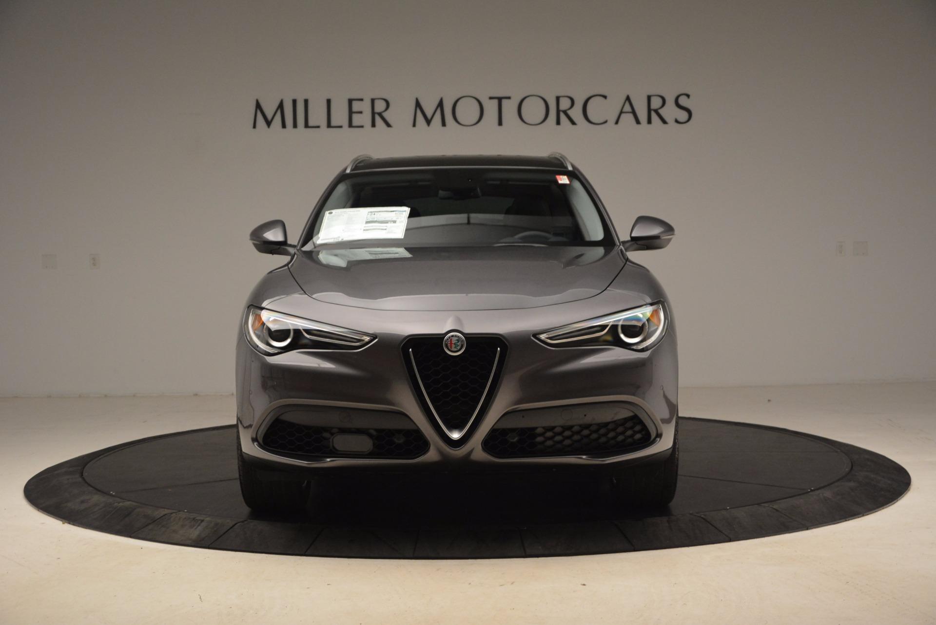 New 2018 Alfa Romeo Stelvio Q4 For Sale In Greenwich, CT. Alfa Romeo of Greenwich, L239 1625_p12
