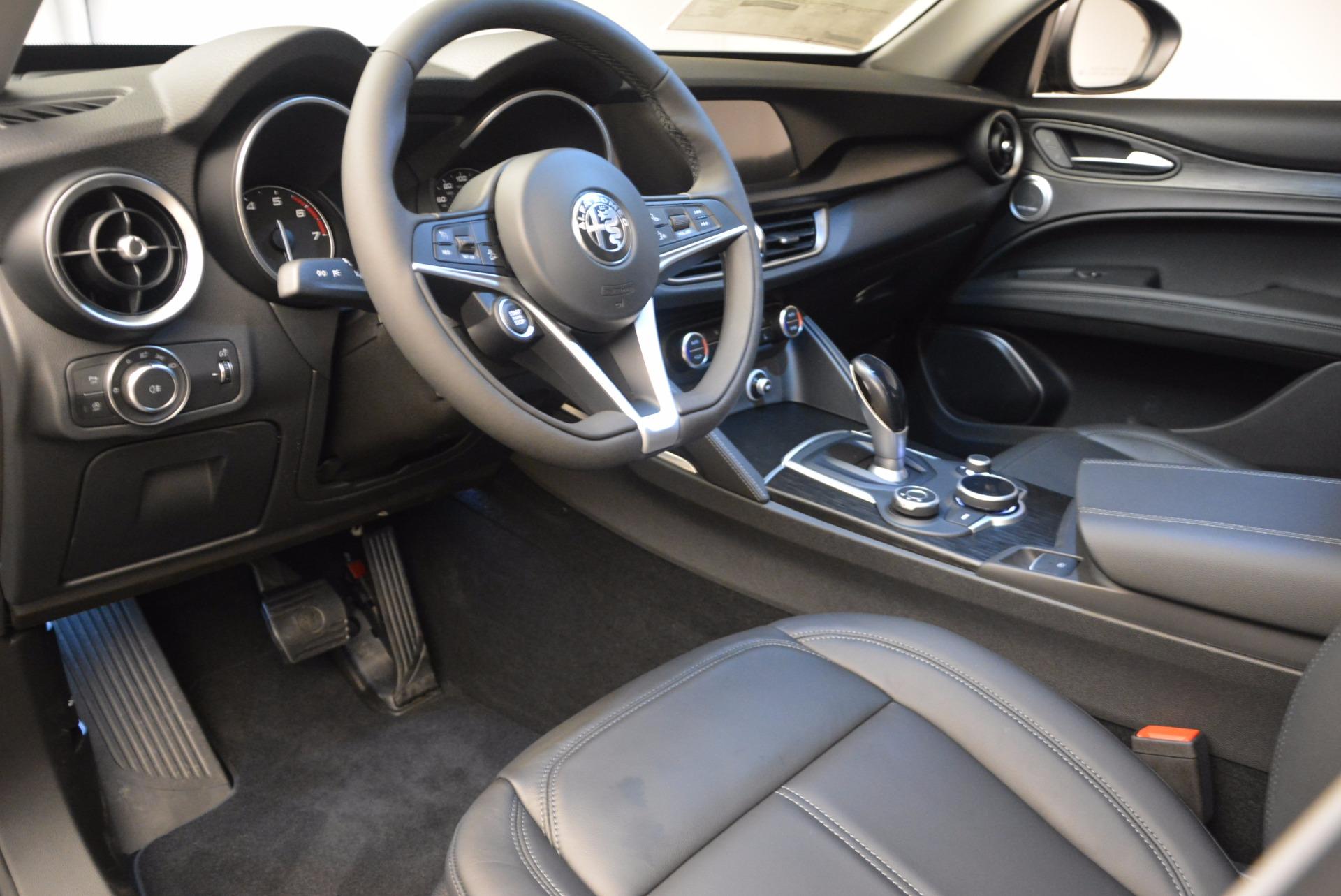 New 2018 Alfa Romeo Stelvio Q4 For Sale In Greenwich, CT. Alfa Romeo of Greenwich, L239 1625_p13