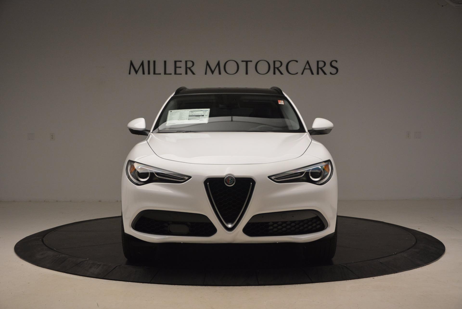 New 2018 Alfa Romeo Stelvio Sport Q4 For Sale In Greenwich, CT. Alfa Romeo of Greenwich, L241 1627_p12
