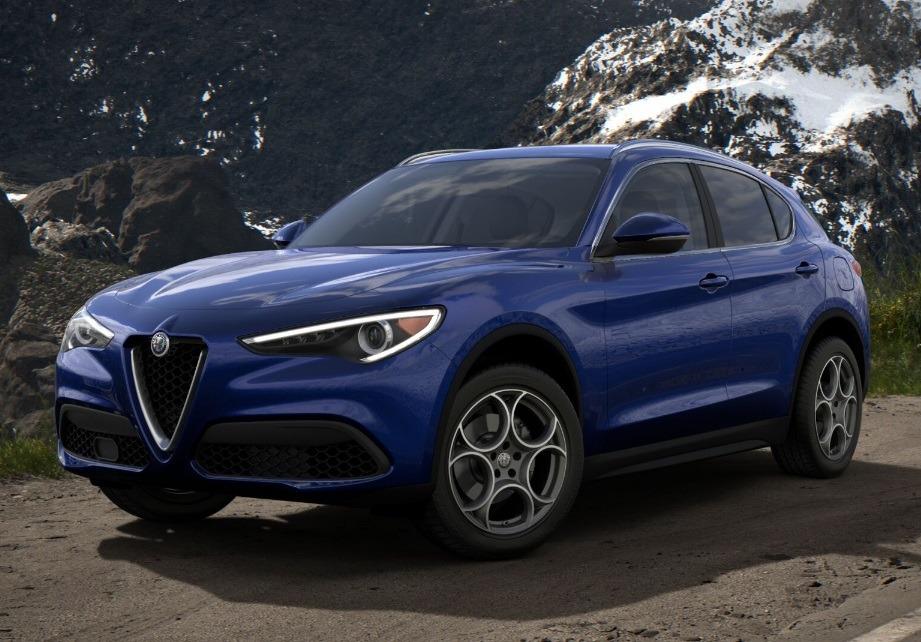 New 2018 Alfa Romeo Stelvio Ti Q4 For Sale In Greenwich, CT. Alfa Romeo of Greenwich, L242 1628_main