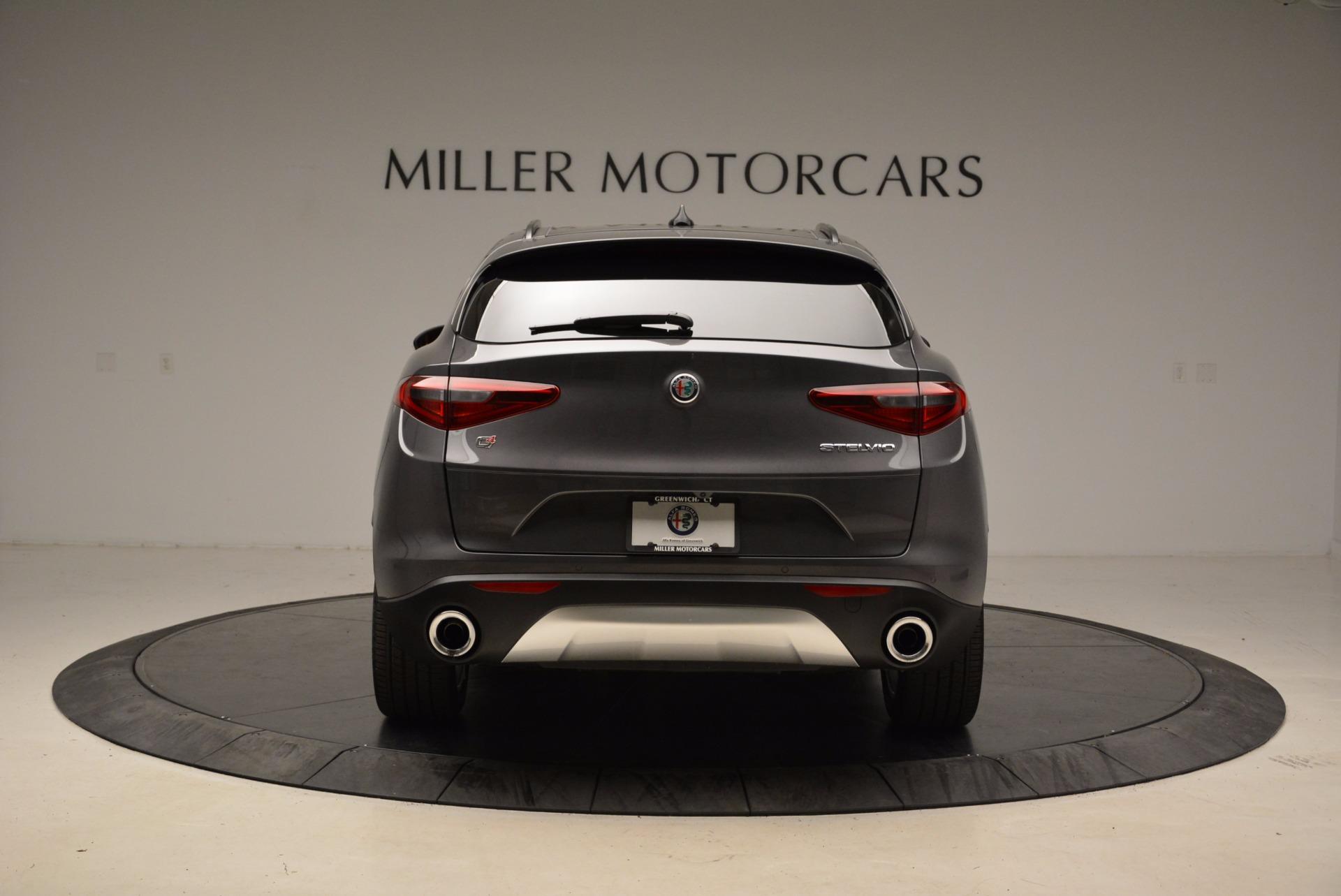 New 2018 Alfa Romeo Stelvio Ti Sport Q4 For Sale In Greenwich, CT. Alfa Romeo of Greenwich, L243 1629_p6