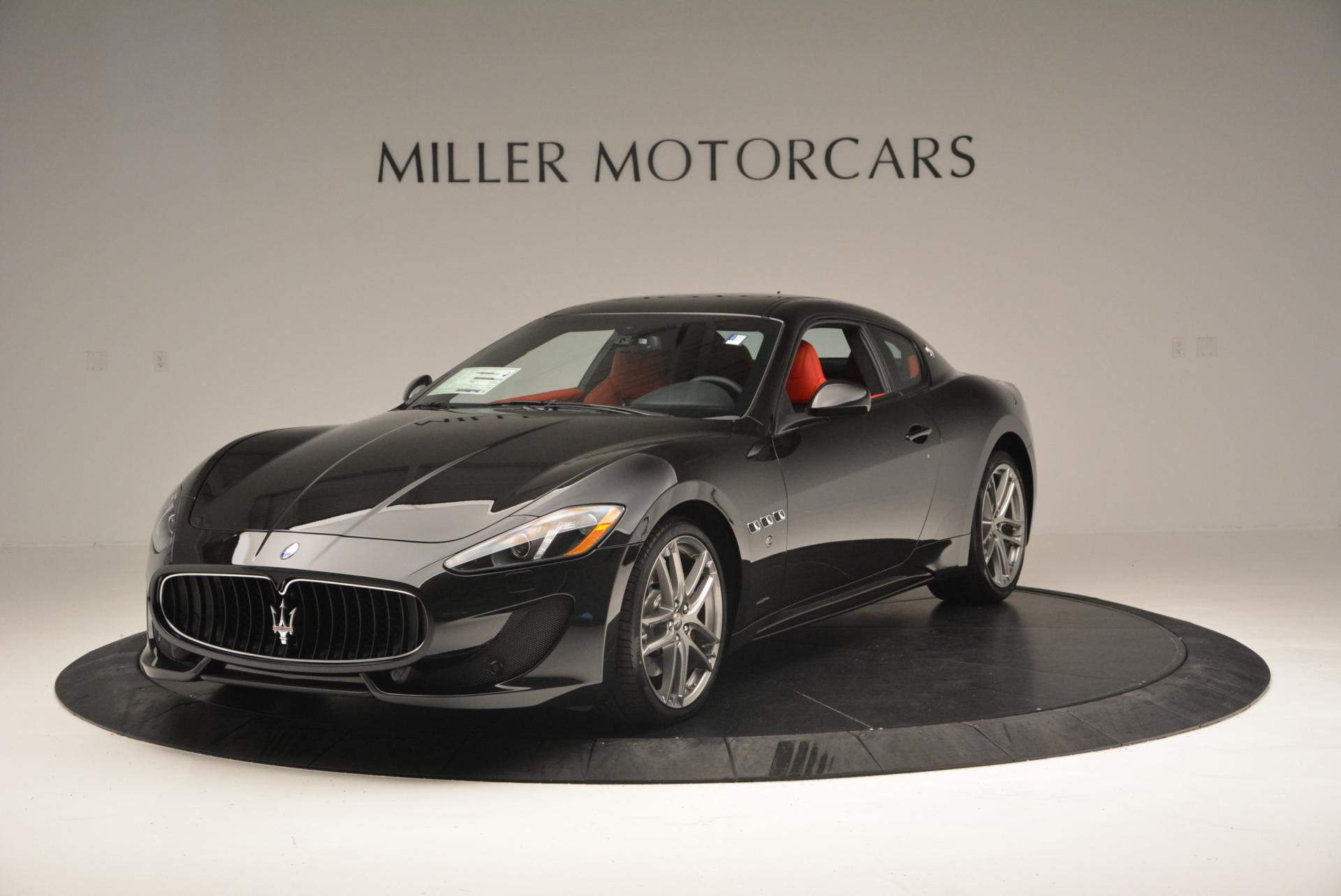 New 2016 Maserati GranTurismo Sport For Sale In Greenwich, CT. Alfa Romeo of Greenwich, M1626