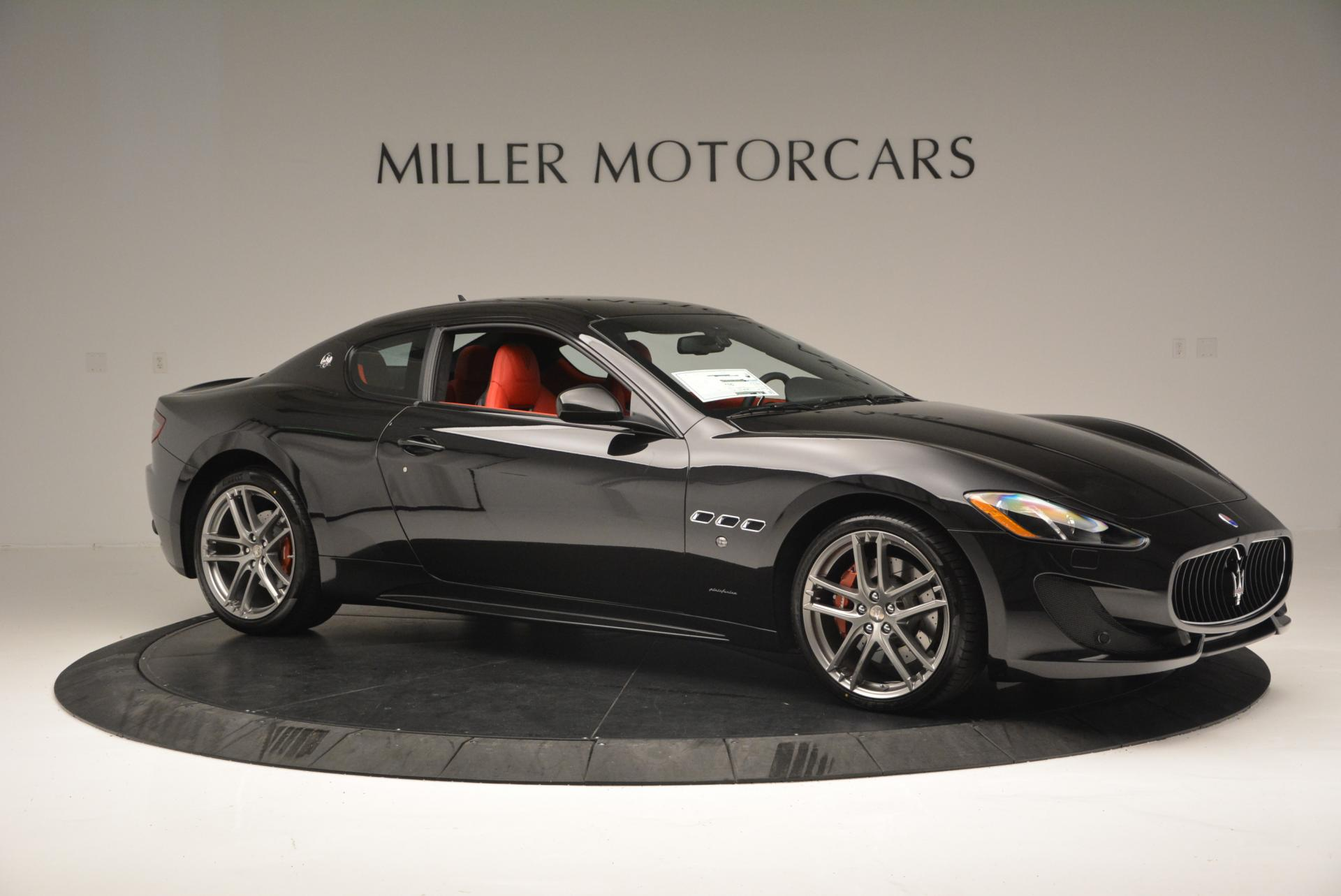 New 2016 Maserati GranTurismo Sport For Sale In Greenwich, CT. Alfa Romeo of Greenwich, M1626 163_p10