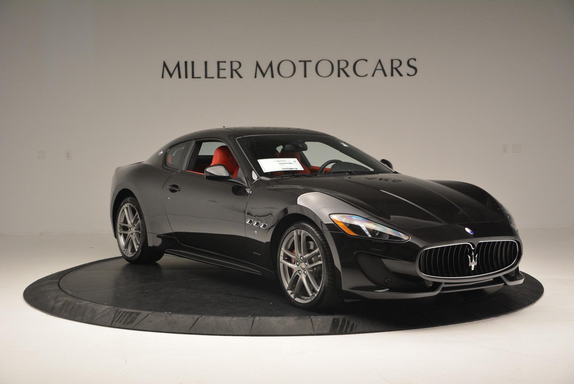 New 2016 Maserati GranTurismo Sport For Sale In Greenwich, CT. Alfa Romeo of Greenwich, M1626 163_p11