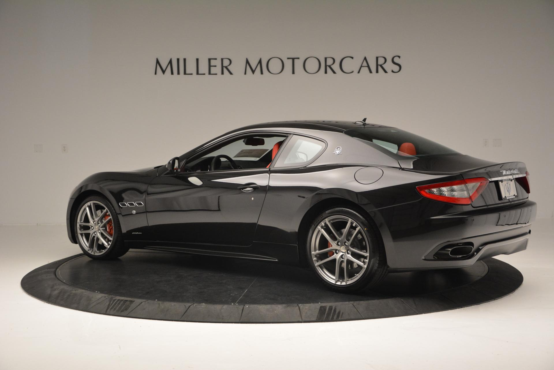 New 2016 Maserati GranTurismo Sport For Sale In Greenwich, CT. Alfa Romeo of Greenwich, M1626 163_p4