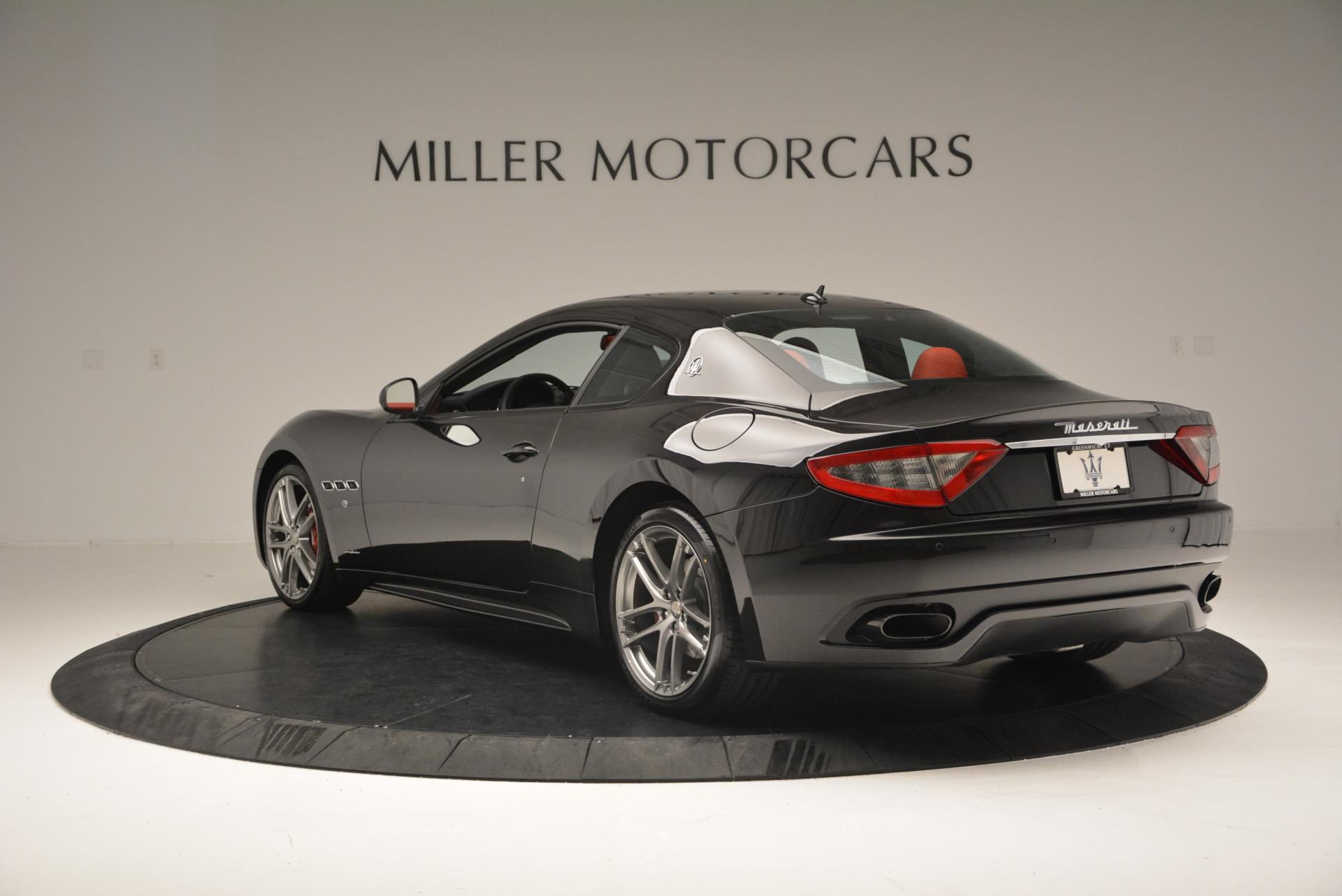 New 2016 Maserati GranTurismo Sport For Sale In Greenwich, CT. Alfa Romeo of Greenwich, M1626 163_p5