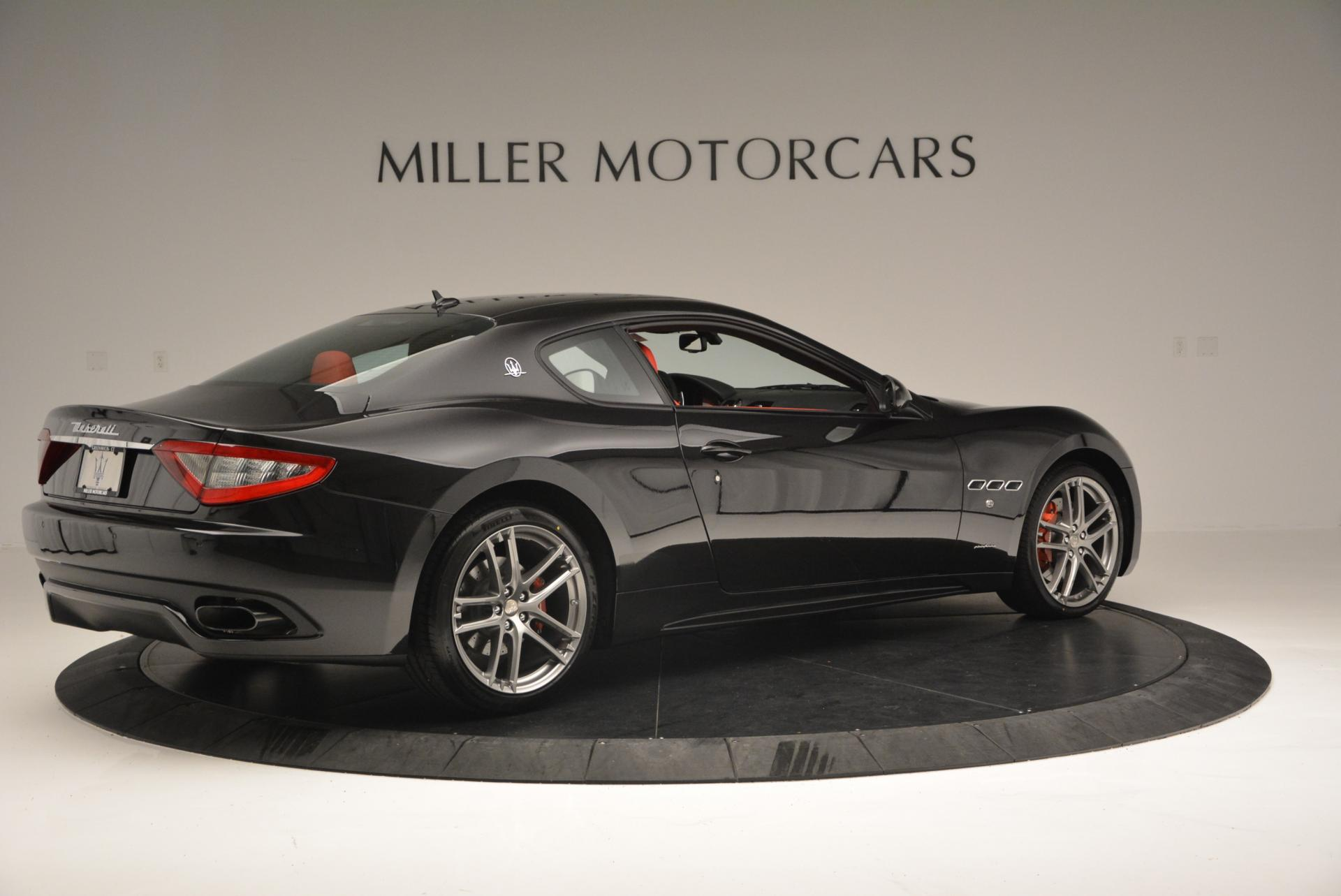 New 2016 Maserati GranTurismo Sport For Sale In Greenwich, CT. Alfa Romeo of Greenwich, M1626 163_p8