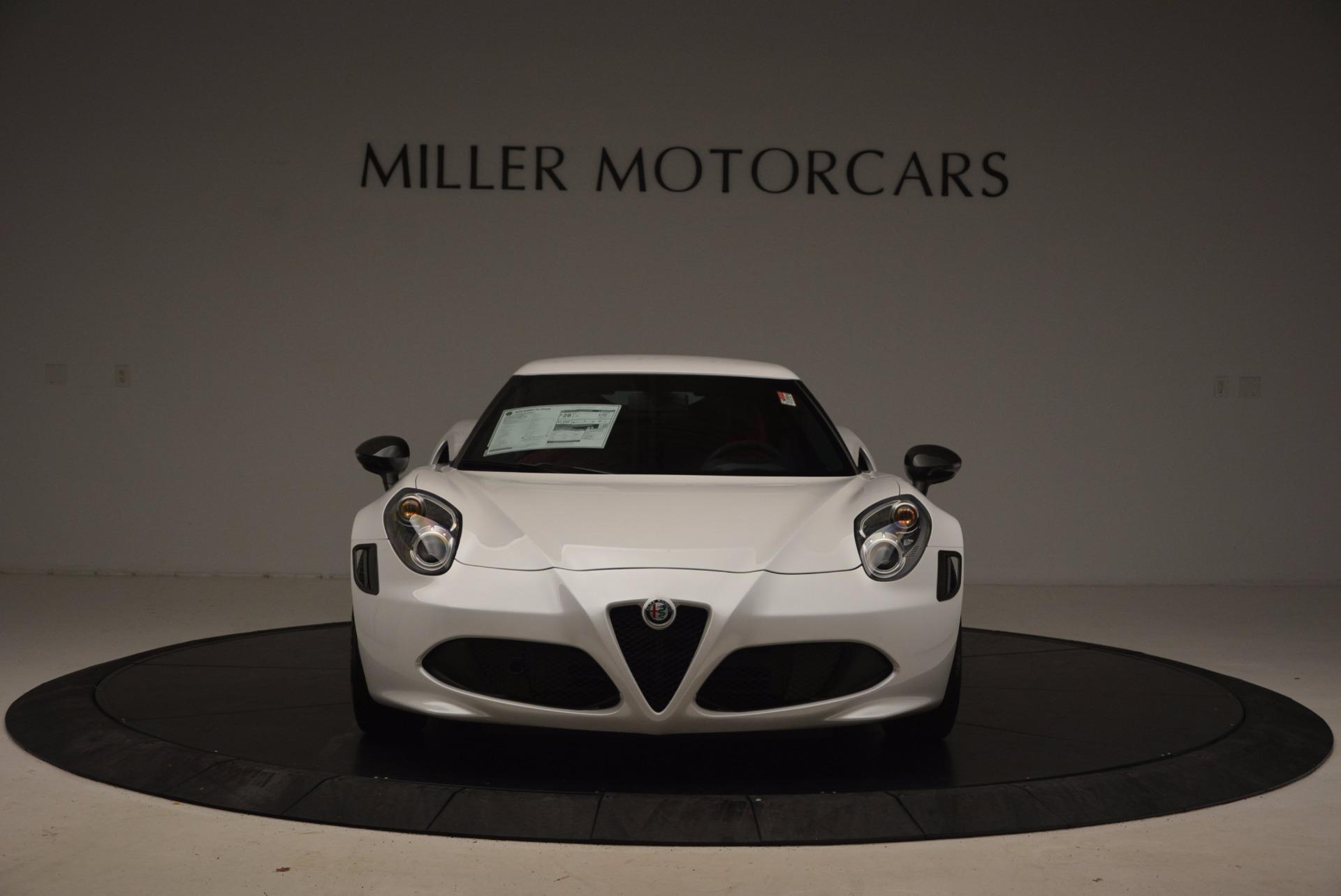 New 2018 Alfa Romeo 4C Coupe For Sale In Greenwich, CT. Alfa Romeo of Greenwich, L244 1633_p12