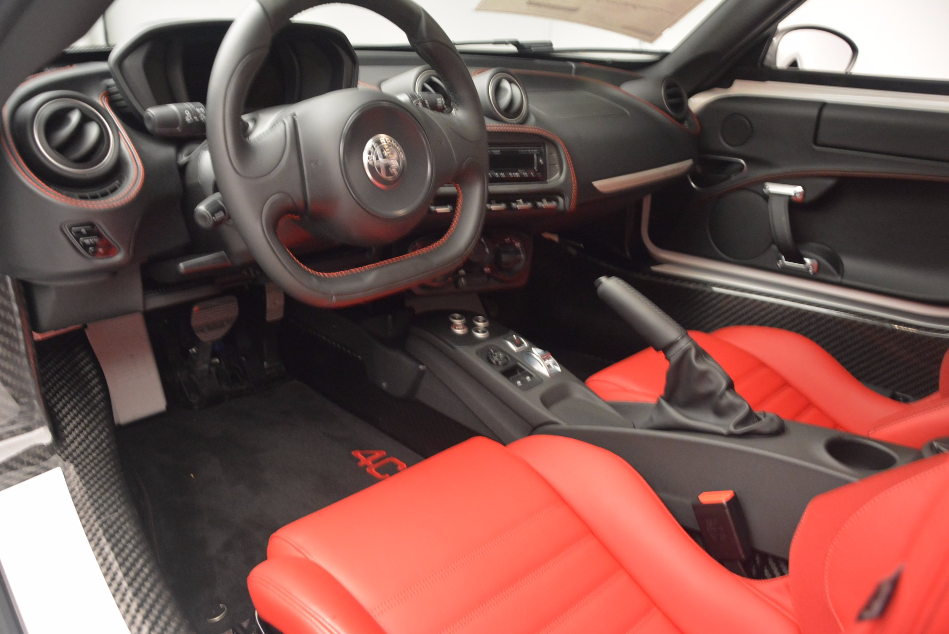 New 2018 Alfa Romeo 4C Coupe For Sale In Greenwich, CT. Alfa Romeo of Greenwich, L244 1633_p13