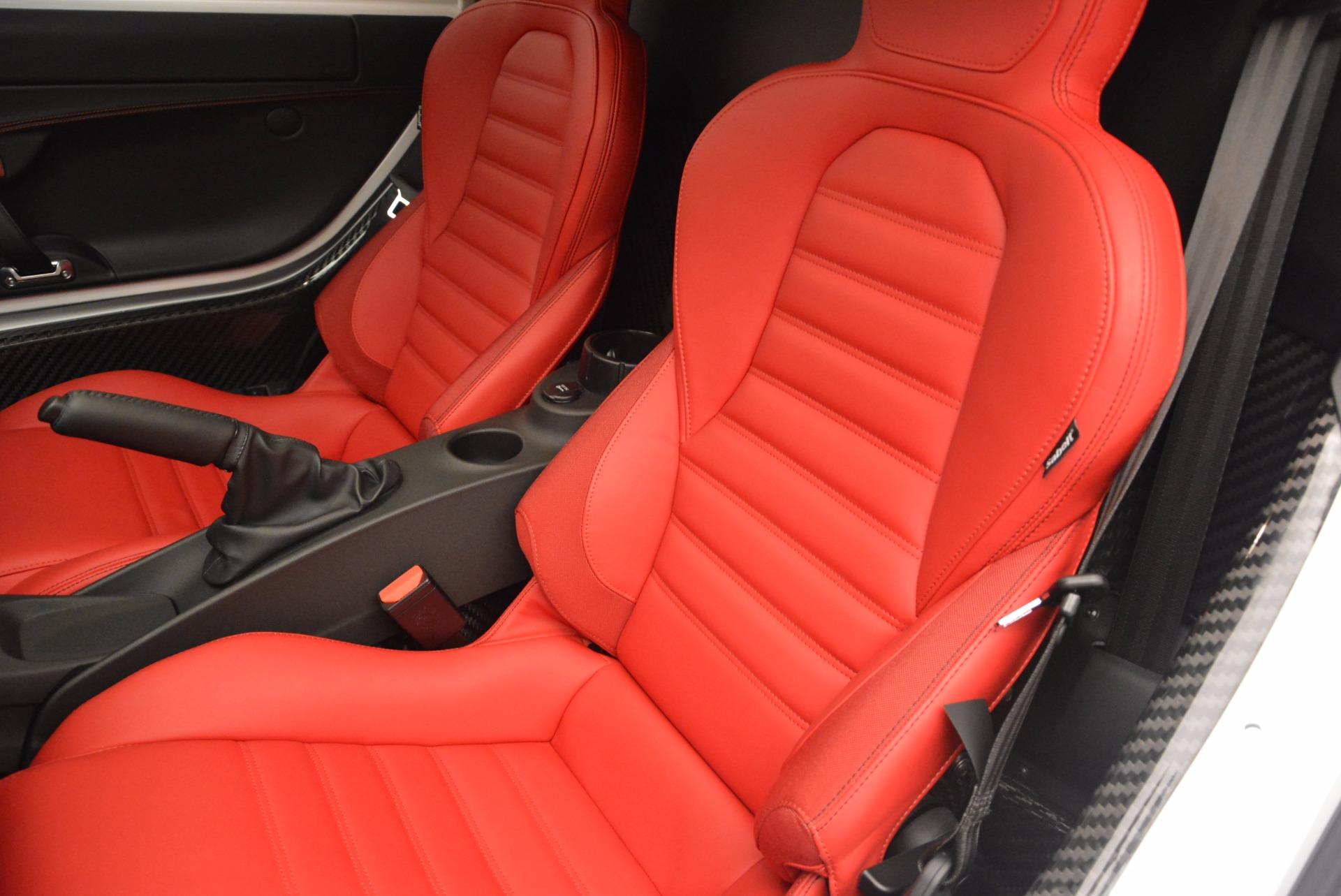 New 2018 Alfa Romeo 4C Coupe For Sale In Greenwich, CT. Alfa Romeo of Greenwich, L244 1633_p15