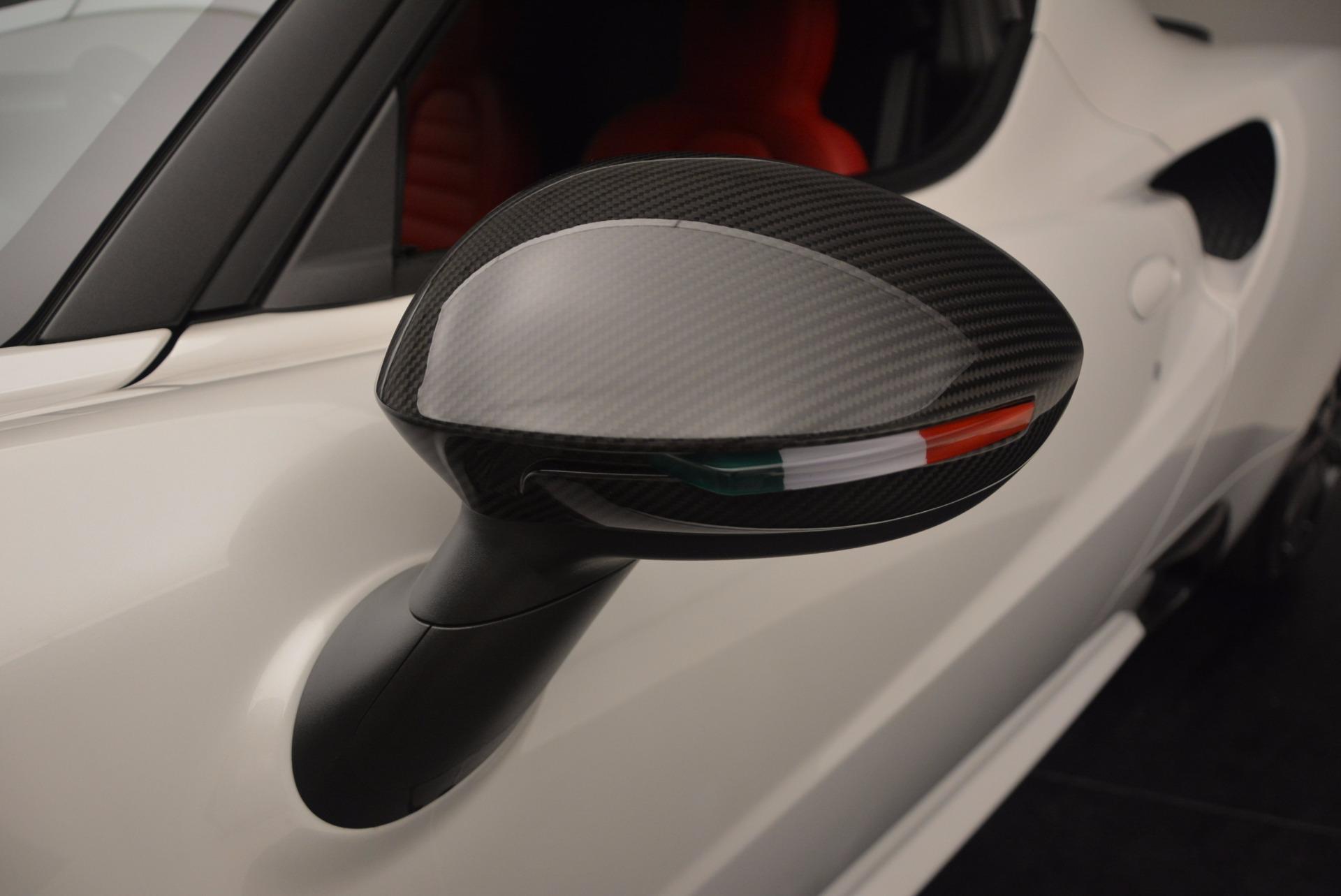 New 2018 Alfa Romeo 4C Coupe For Sale In Greenwich, CT. Alfa Romeo of Greenwich, L244 1633_p24