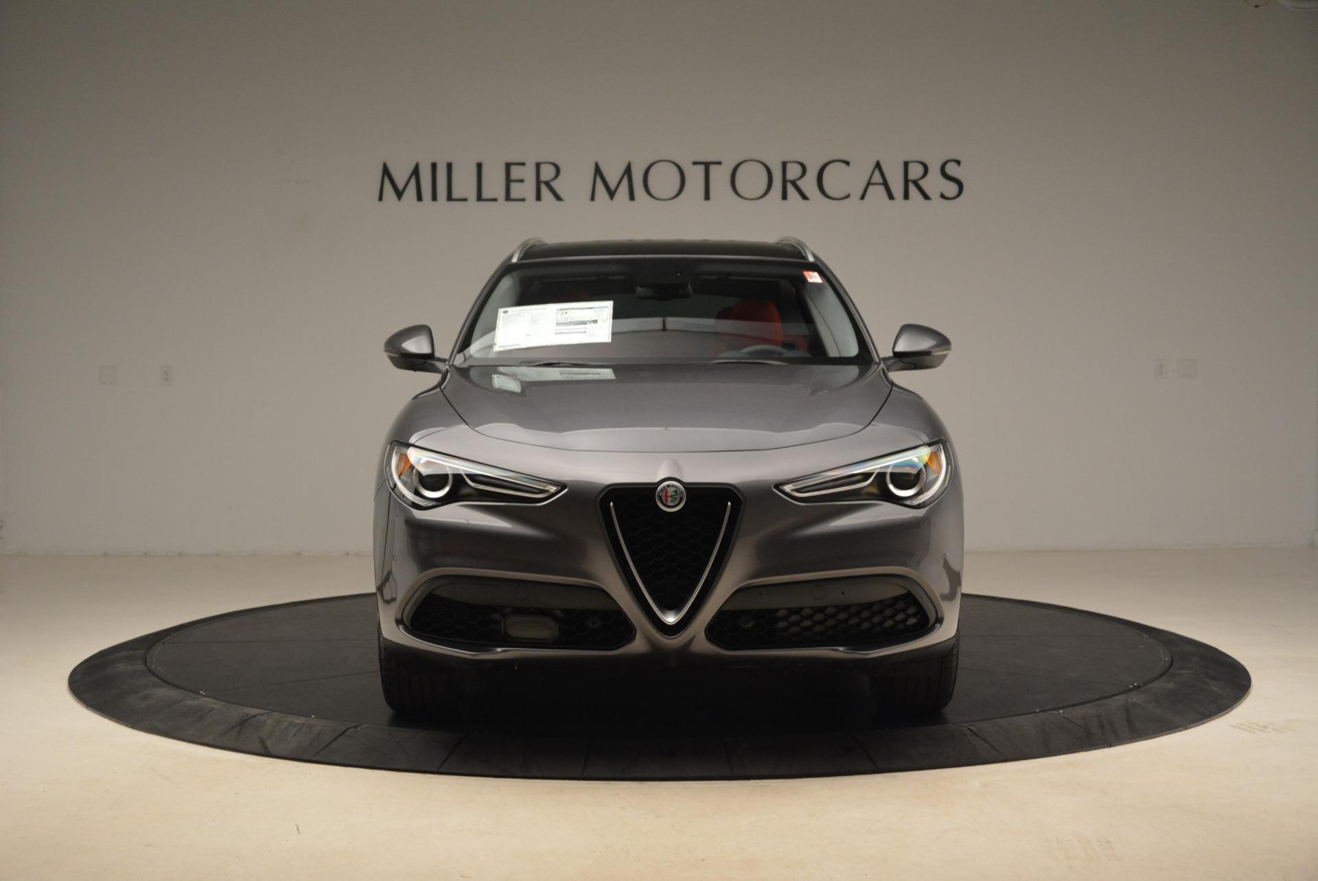 New 2018 Alfa Romeo Stelvio Q4 For Sale In Greenwich, CT. Alfa Romeo of Greenwich, L246 1637_p12