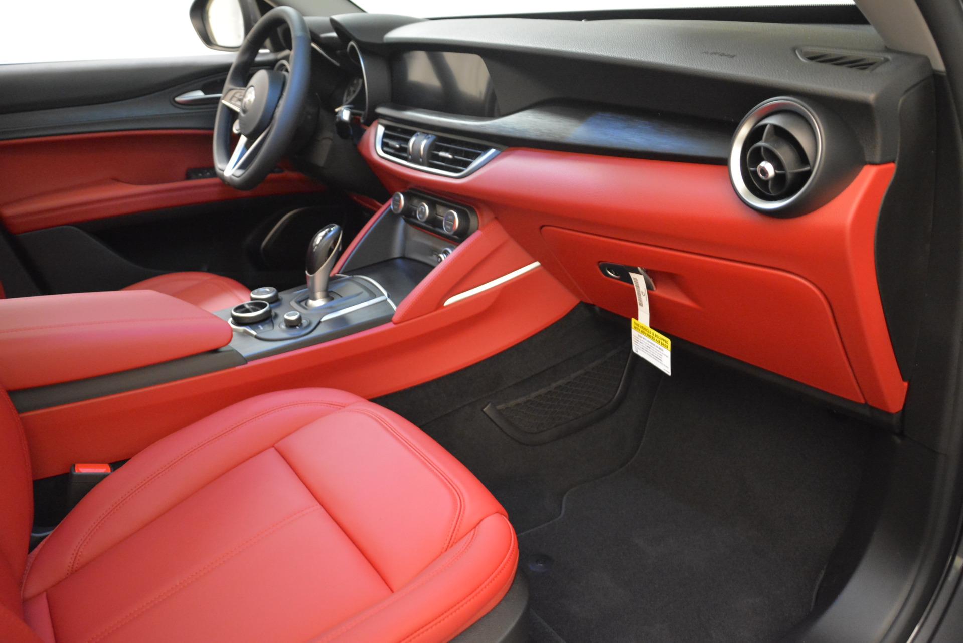 New 2018 Alfa Romeo Stelvio Q4 For Sale In Greenwich, CT. Alfa Romeo of Greenwich, L246 1637_p16