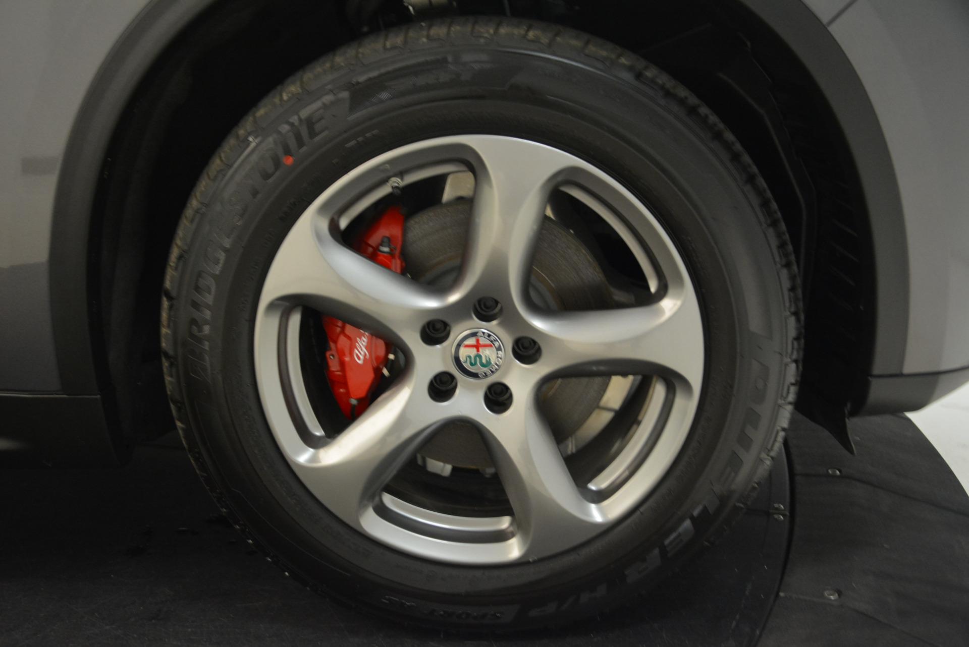 New 2018 Alfa Romeo Stelvio Q4 For Sale In Greenwich, CT. Alfa Romeo of Greenwich, L246 1637_p25