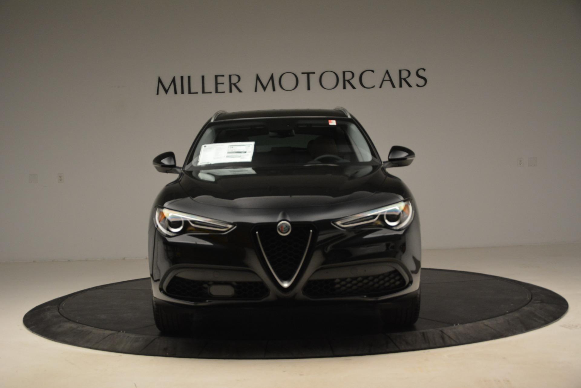 New 2018 Alfa Romeo Stelvio Q4 For Sale In Greenwich, CT. Alfa Romeo of Greenwich, L248 1639_p12