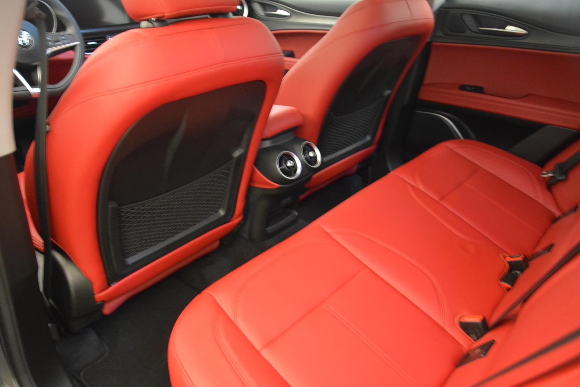 New 2018 Alfa Romeo Stelvio Q4 For Sale In Greenwich, CT. Alfa Romeo of Greenwich, L248 1639_p16