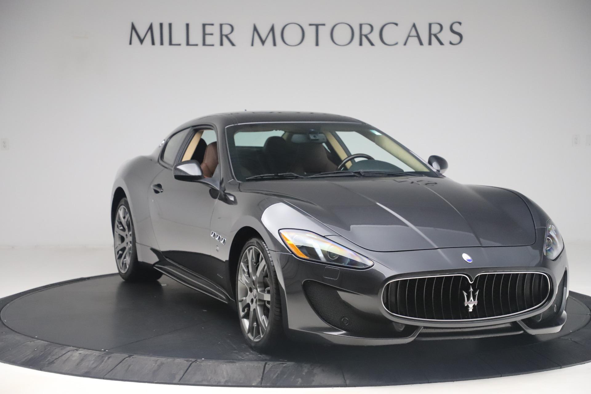 New 2016 Maserati GranTurismo Sport For Sale In Greenwich, CT. Alfa Romeo of Greenwich, M1512 164_p11