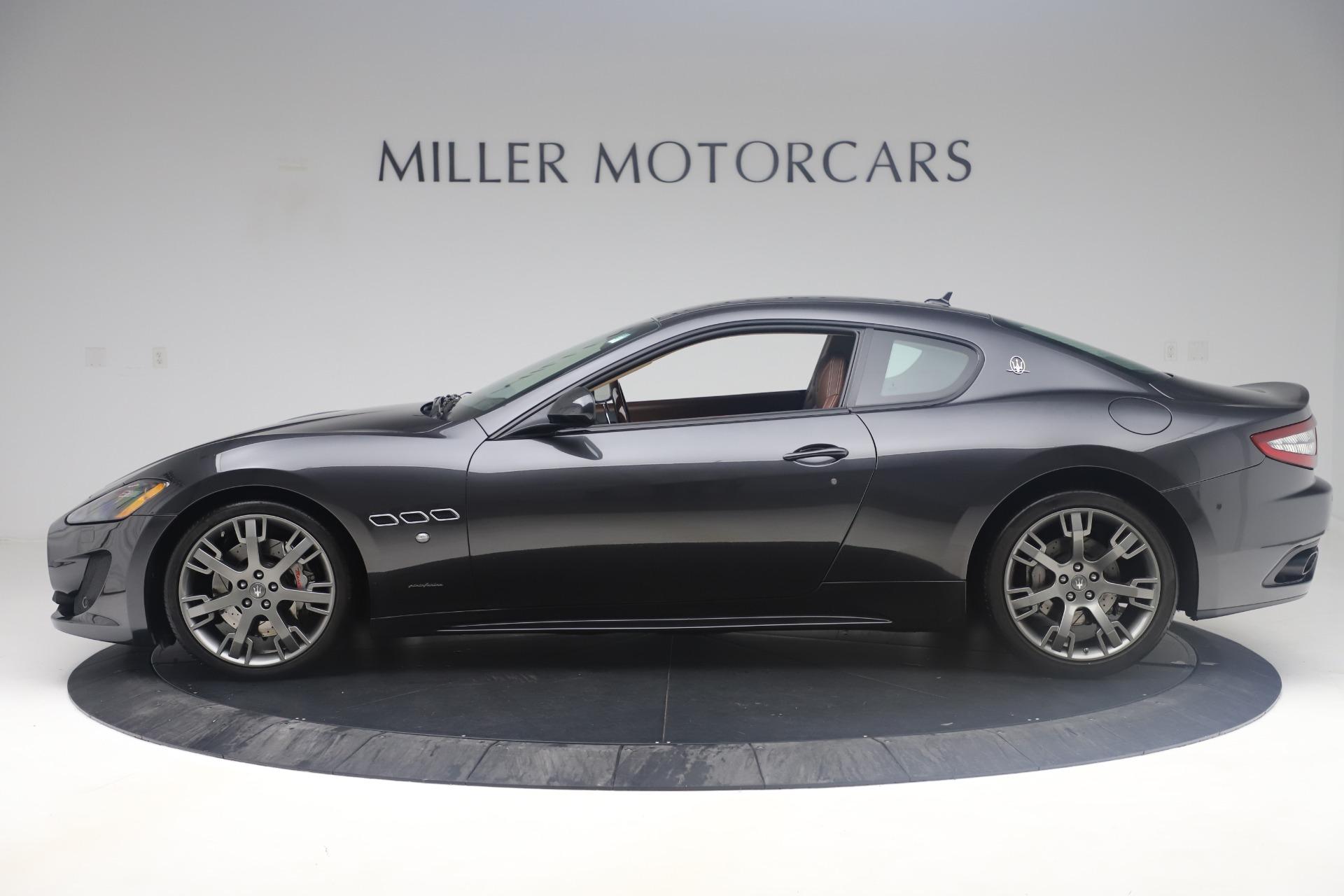 New 2016 Maserati GranTurismo Sport For Sale In Greenwich, CT. Alfa Romeo of Greenwich, M1512 164_p3