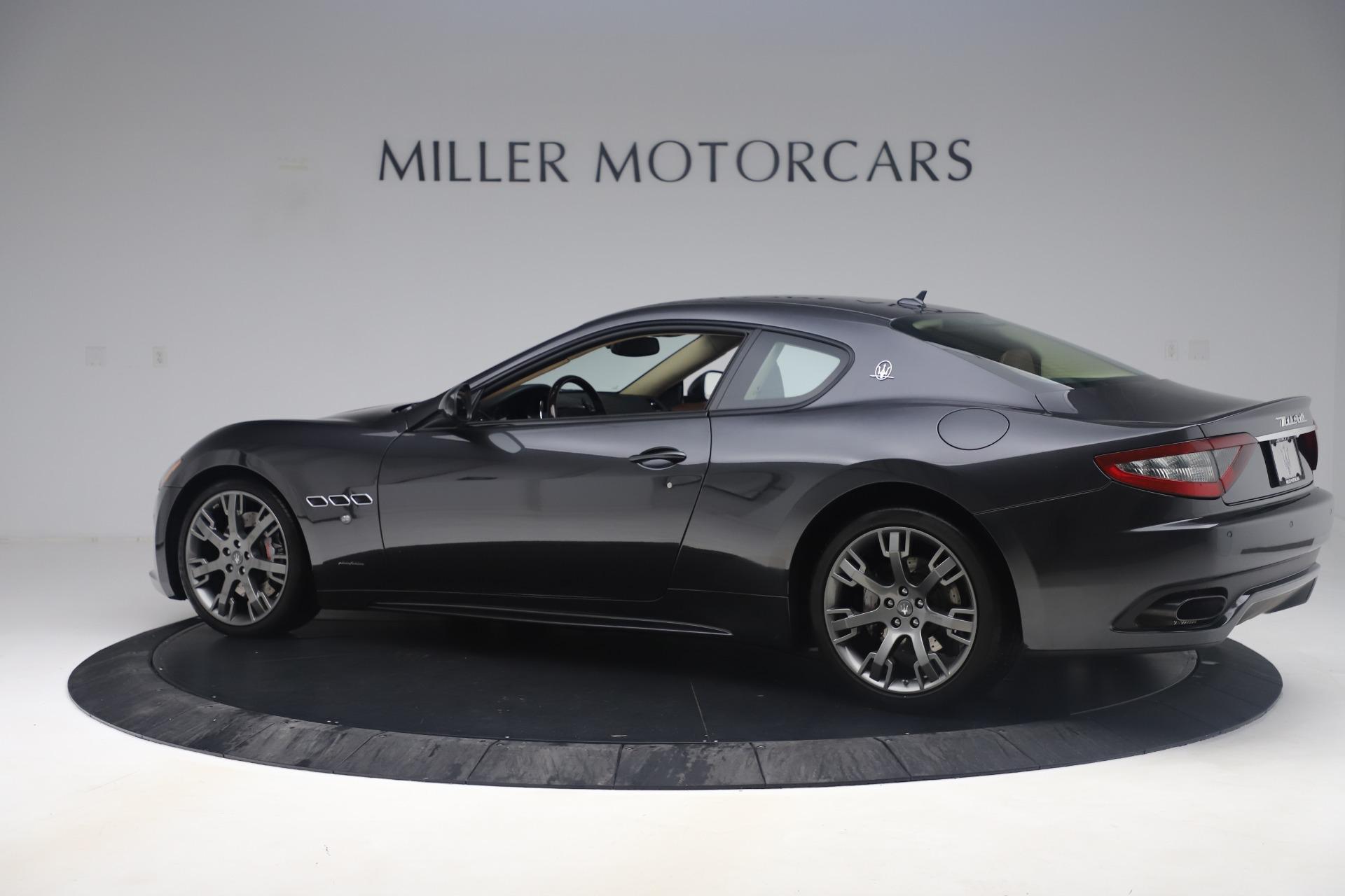 New 2016 Maserati GranTurismo Sport For Sale In Greenwich, CT. Alfa Romeo of Greenwich, M1512 164_p4