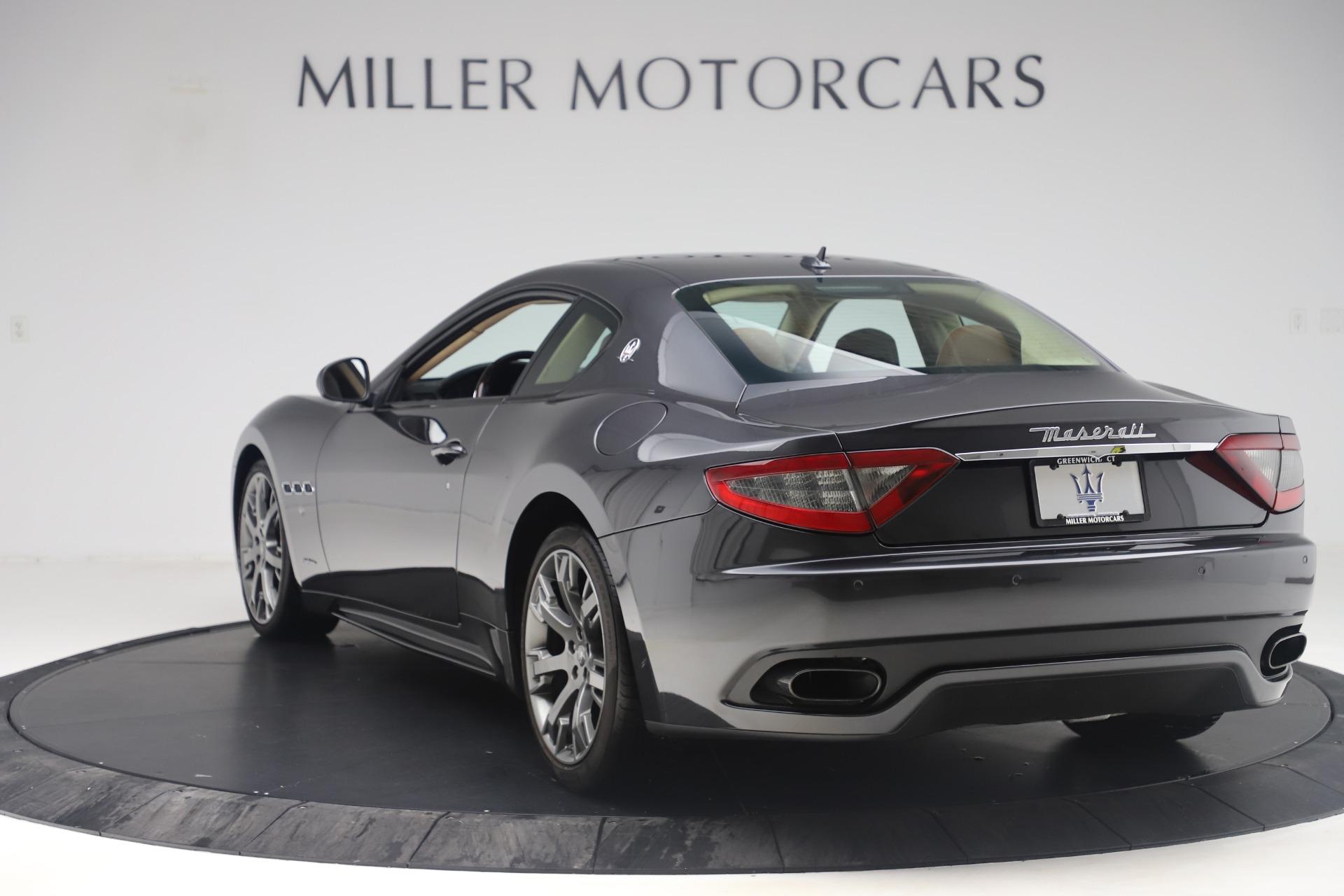 New 2016 Maserati GranTurismo Sport For Sale In Greenwich, CT. Alfa Romeo of Greenwich, M1512 164_p5