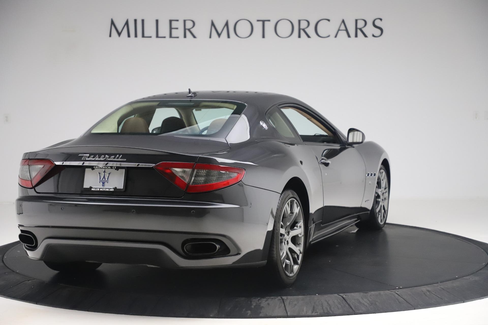 New 2016 Maserati GranTurismo Sport For Sale In Greenwich, CT. Alfa Romeo of Greenwich, M1512 164_p7