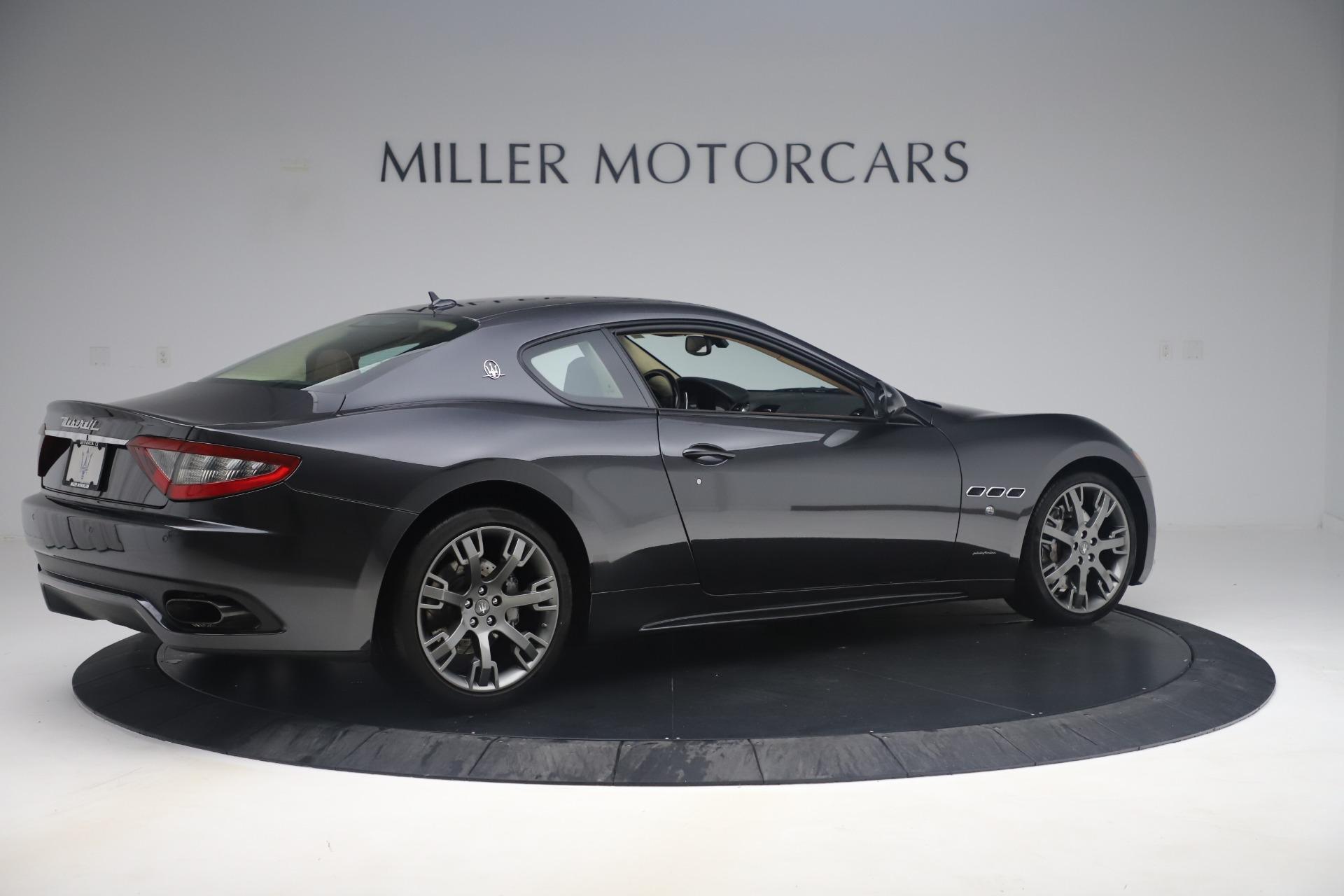 New 2016 Maserati GranTurismo Sport For Sale In Greenwich, CT. Alfa Romeo of Greenwich, M1512 164_p8
