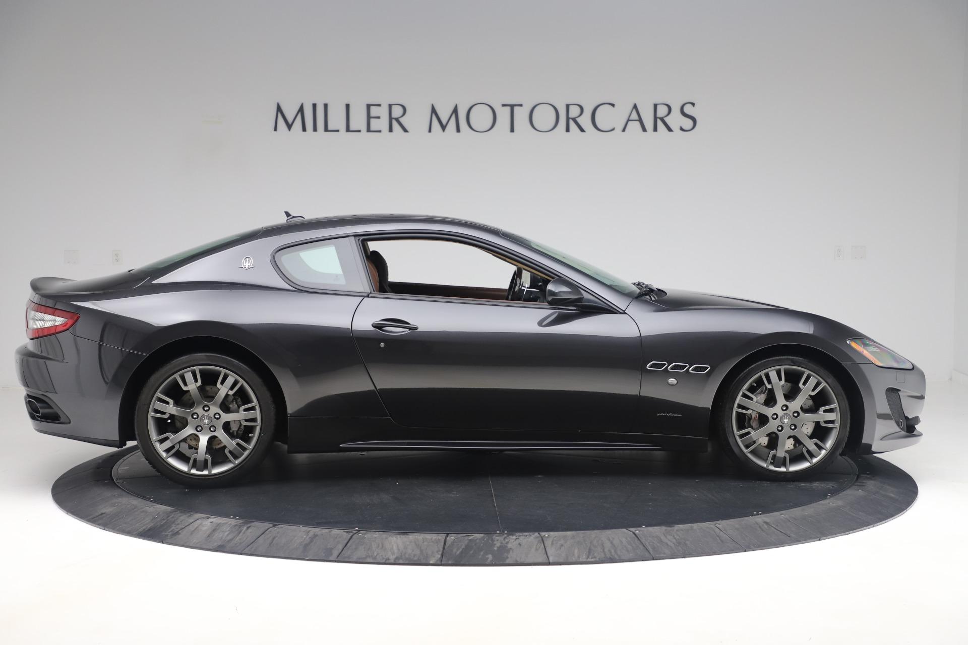 New 2016 Maserati GranTurismo Sport For Sale In Greenwich, CT. Alfa Romeo of Greenwich, M1512 164_p9