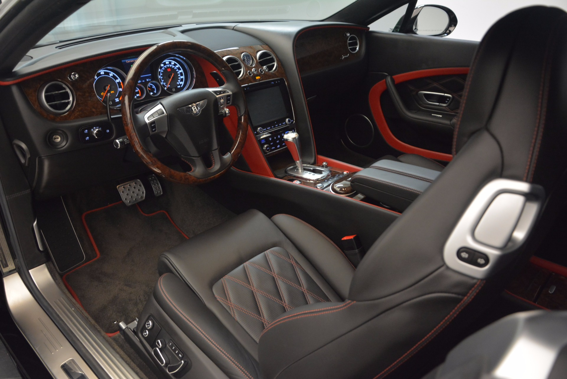 Used 2015 Bentley Continental GT Speed For Sale In Greenwich, CT. Alfa Romeo of Greenwich, 4380A 1646_p22