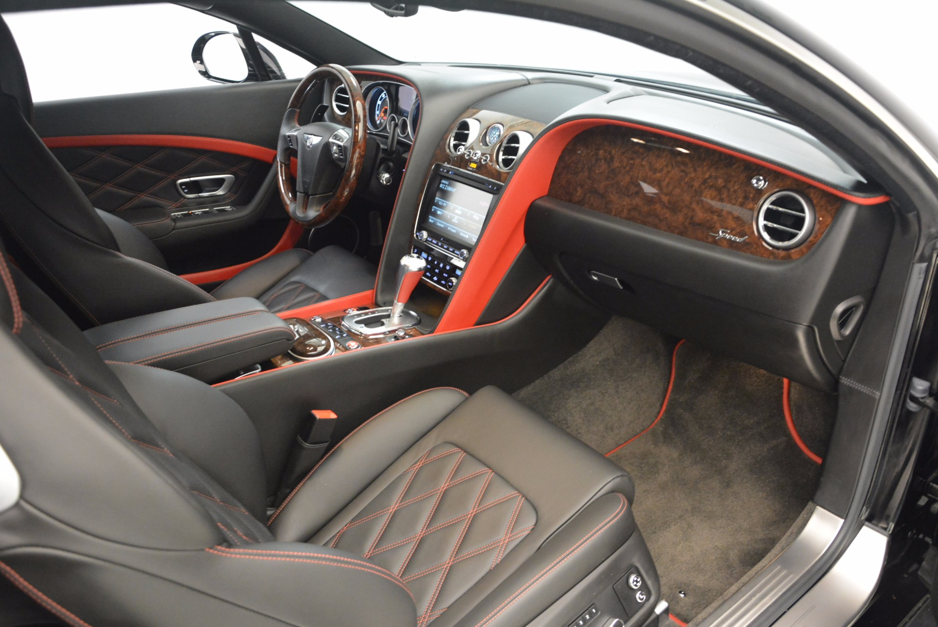 Used 2015 Bentley Continental GT Speed For Sale In Greenwich, CT. Alfa Romeo of Greenwich, 4380A 1646_p35