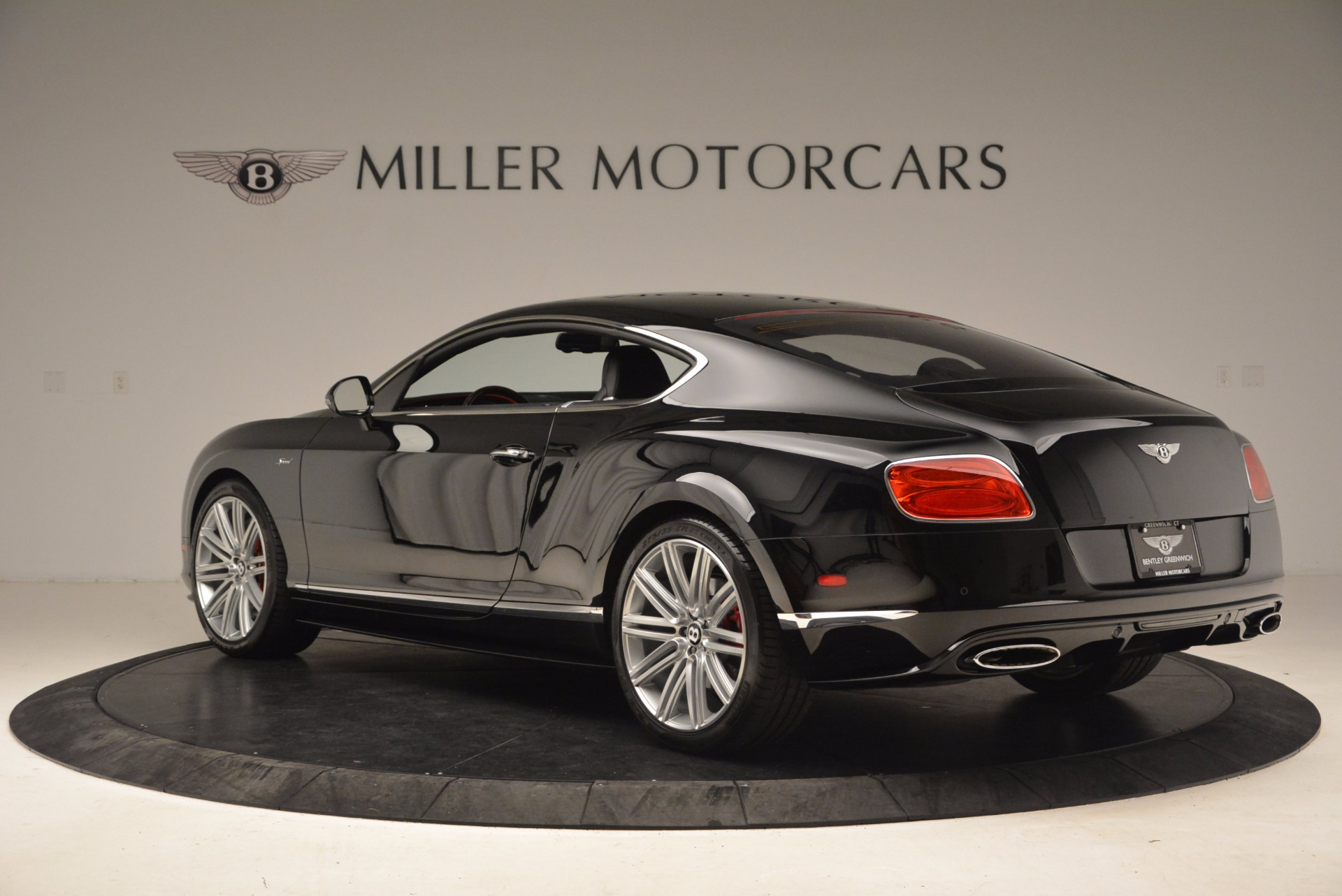 Used 2015 Bentley Continental GT Speed For Sale In Greenwich, CT. Alfa Romeo of Greenwich, 4380A 1646_p5