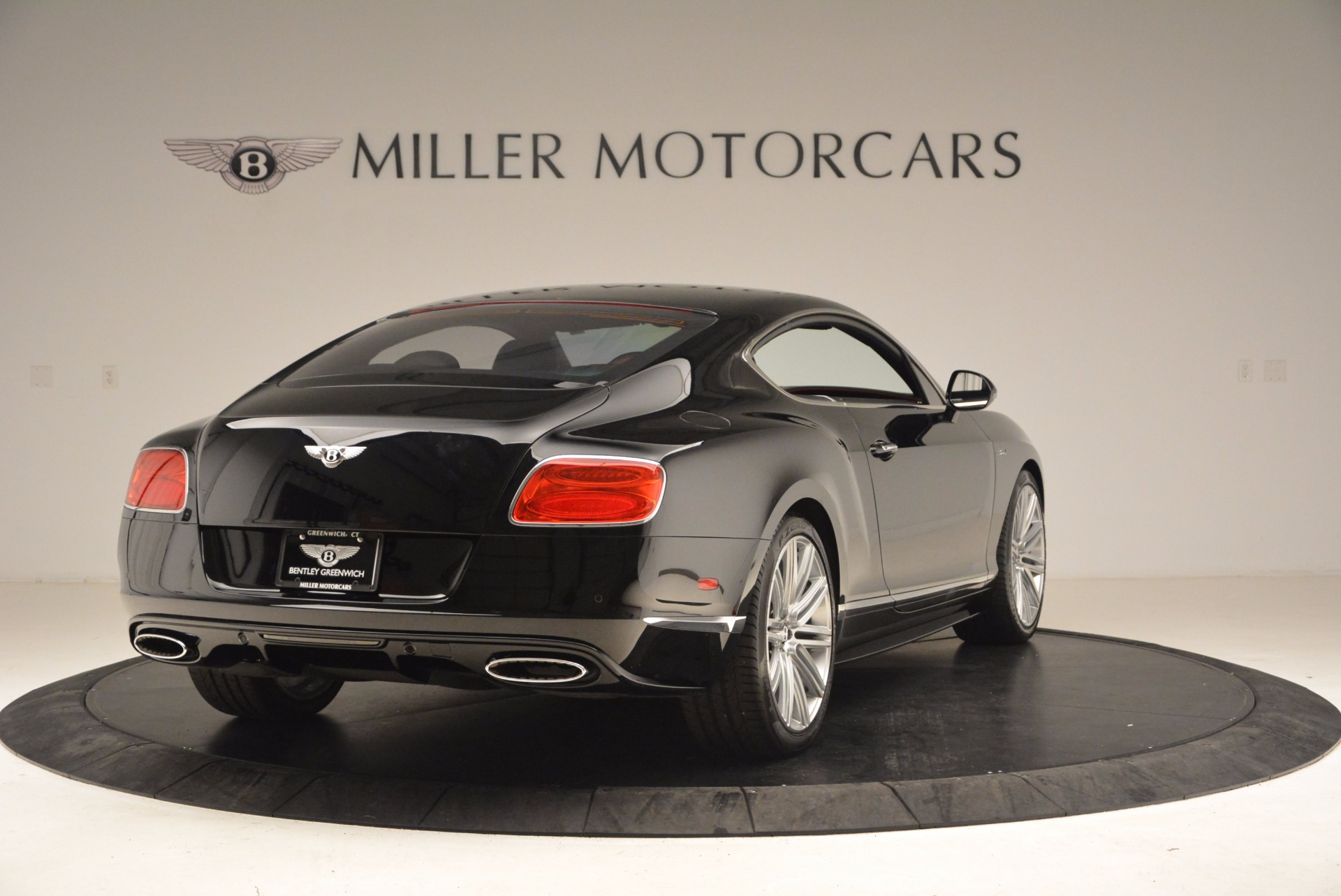 Used 2015 Bentley Continental GT Speed For Sale In Greenwich, CT. Alfa Romeo of Greenwich, 4380A 1646_p7