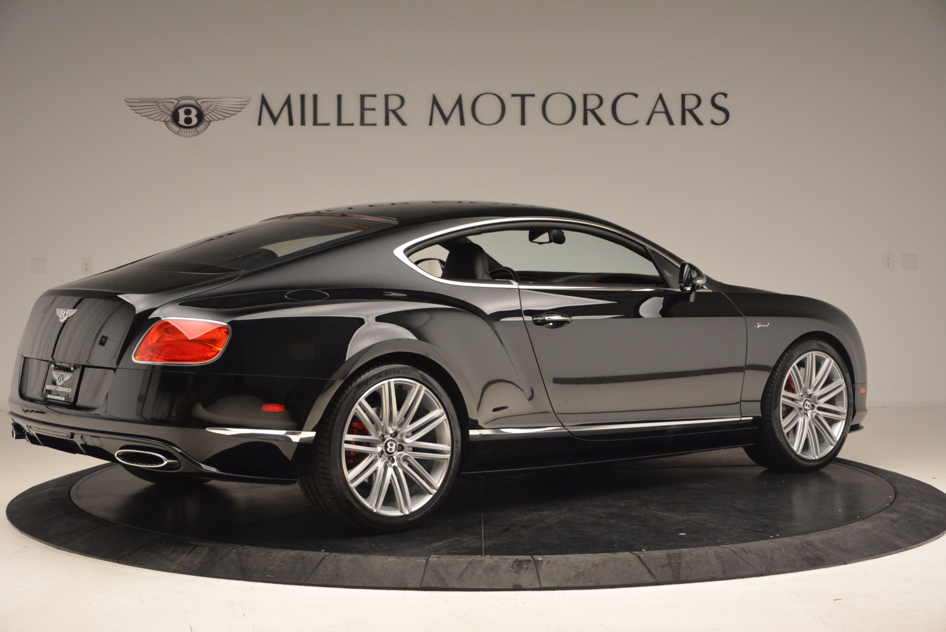 Used 2015 Bentley Continental GT Speed For Sale In Greenwich, CT. Alfa Romeo of Greenwich, 4380A 1646_p8