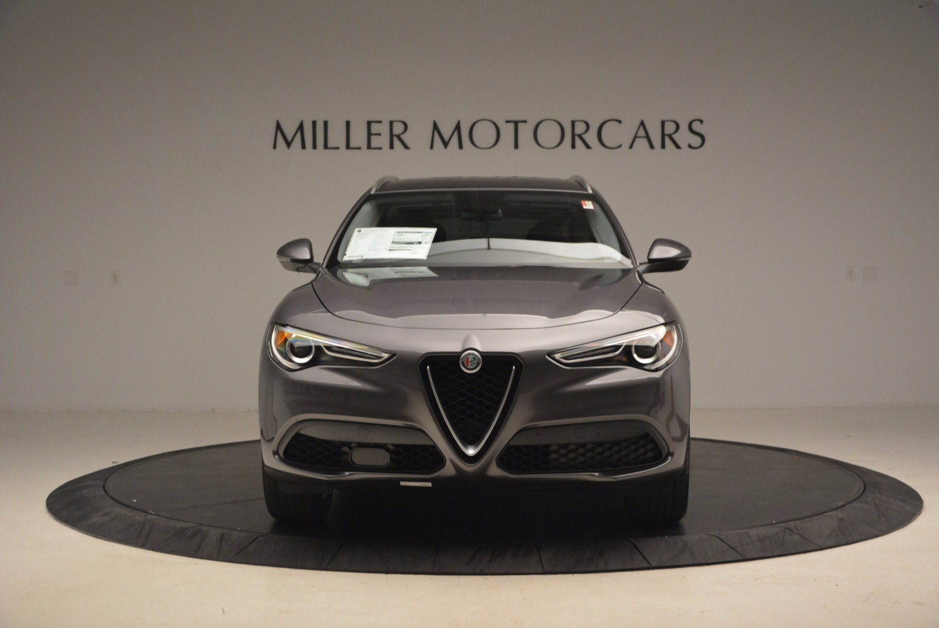 New 2018 Alfa Romeo Stelvio Q4 For Sale In Greenwich, CT. Alfa Romeo of Greenwich, L252 1648_p12