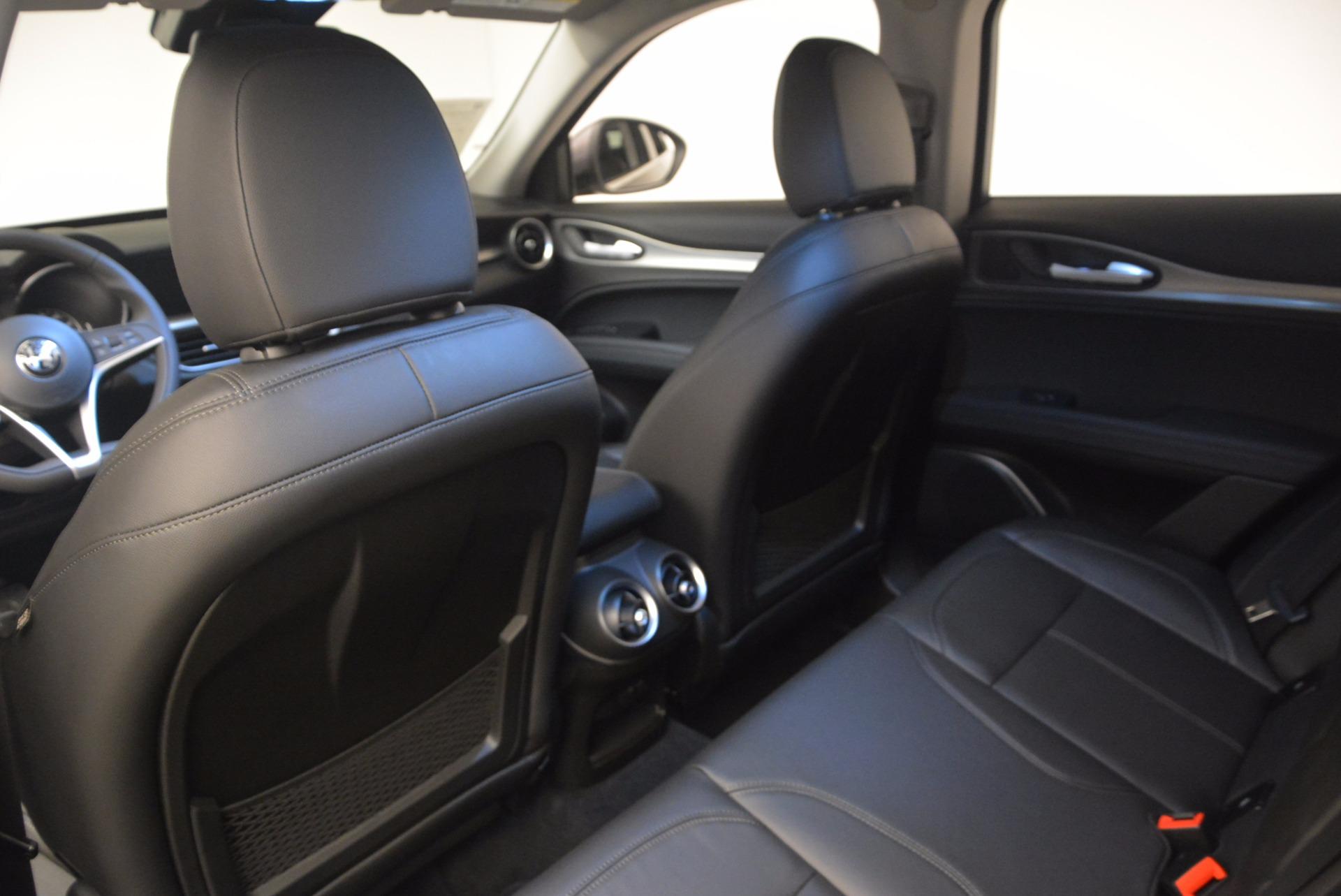 New 2018 Alfa Romeo Stelvio Q4 For Sale In Greenwich, CT. Alfa Romeo of Greenwich, L252 1648_p18