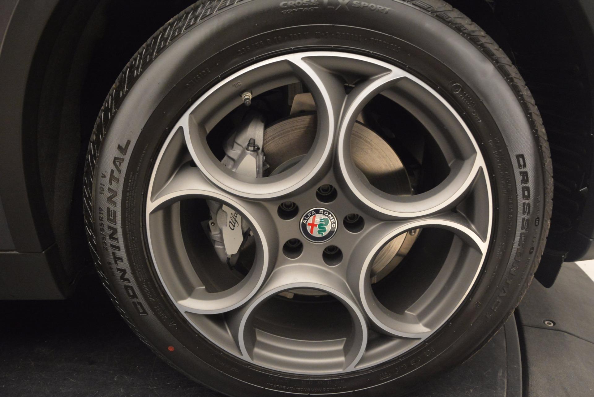New 2018 Alfa Romeo Stelvio Q4 For Sale In Greenwich, CT. Alfa Romeo of Greenwich, L252 1648_p26