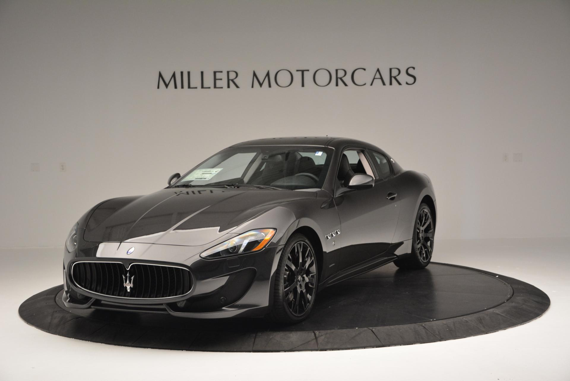 New 2016 Maserati GranTurismo Sport For Sale In Greenwich, CT. Alfa Romeo of Greenwich, W365