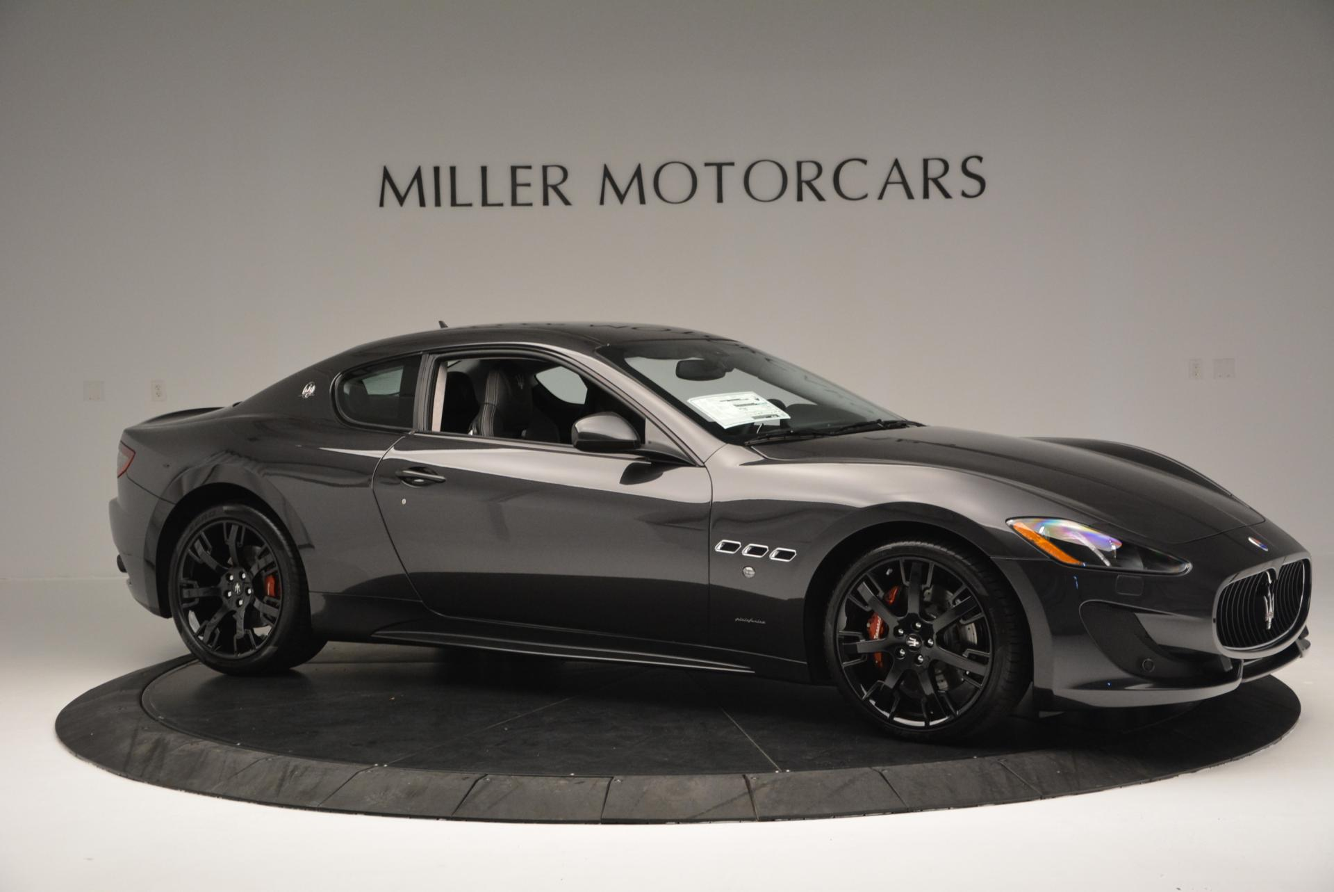 New 2016 Maserati GranTurismo Sport For Sale In Greenwich, CT. Alfa Romeo of Greenwich, W365 165_p10