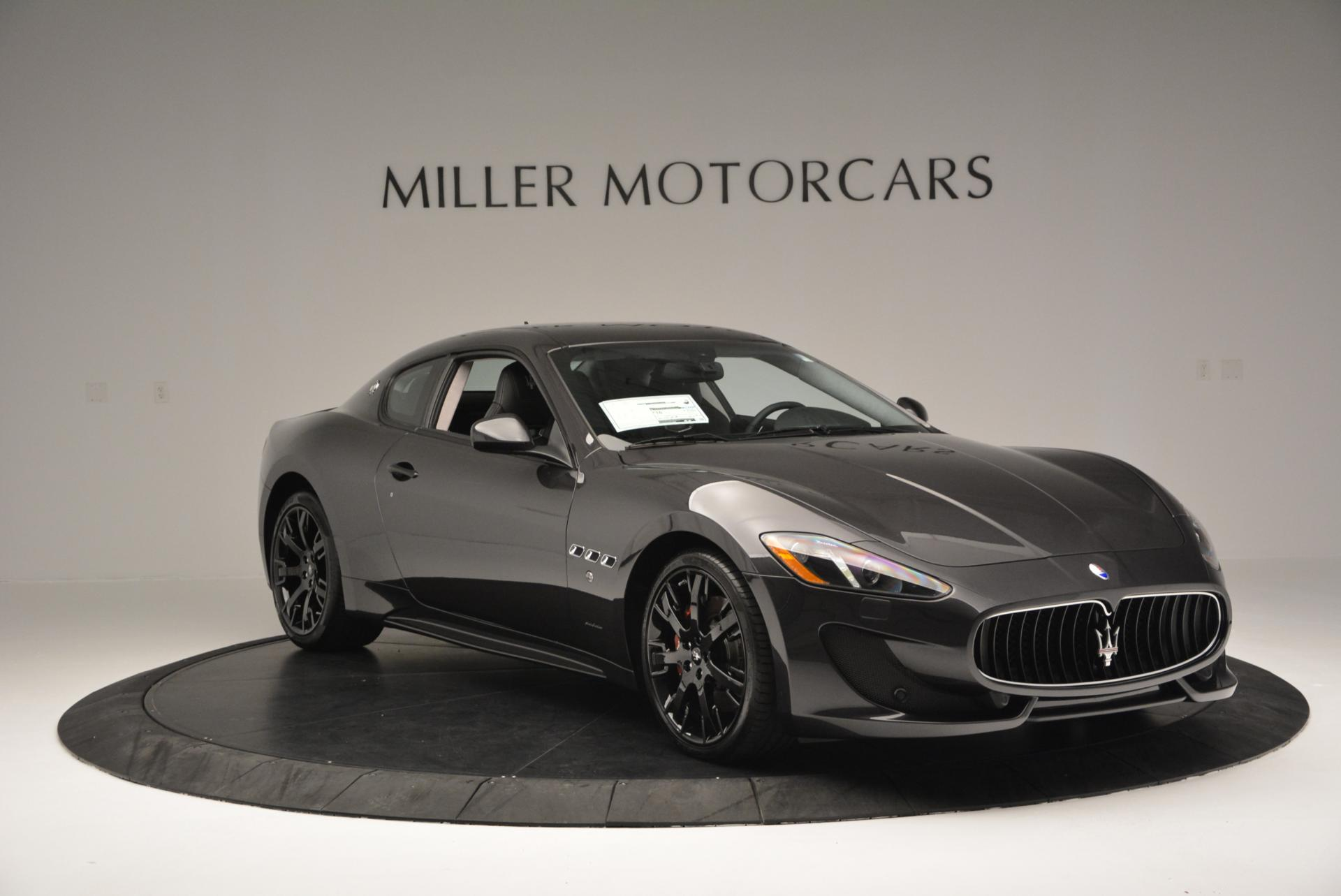 New 2016 Maserati GranTurismo Sport For Sale In Greenwich, CT. Alfa Romeo of Greenwich, W365 165_p11