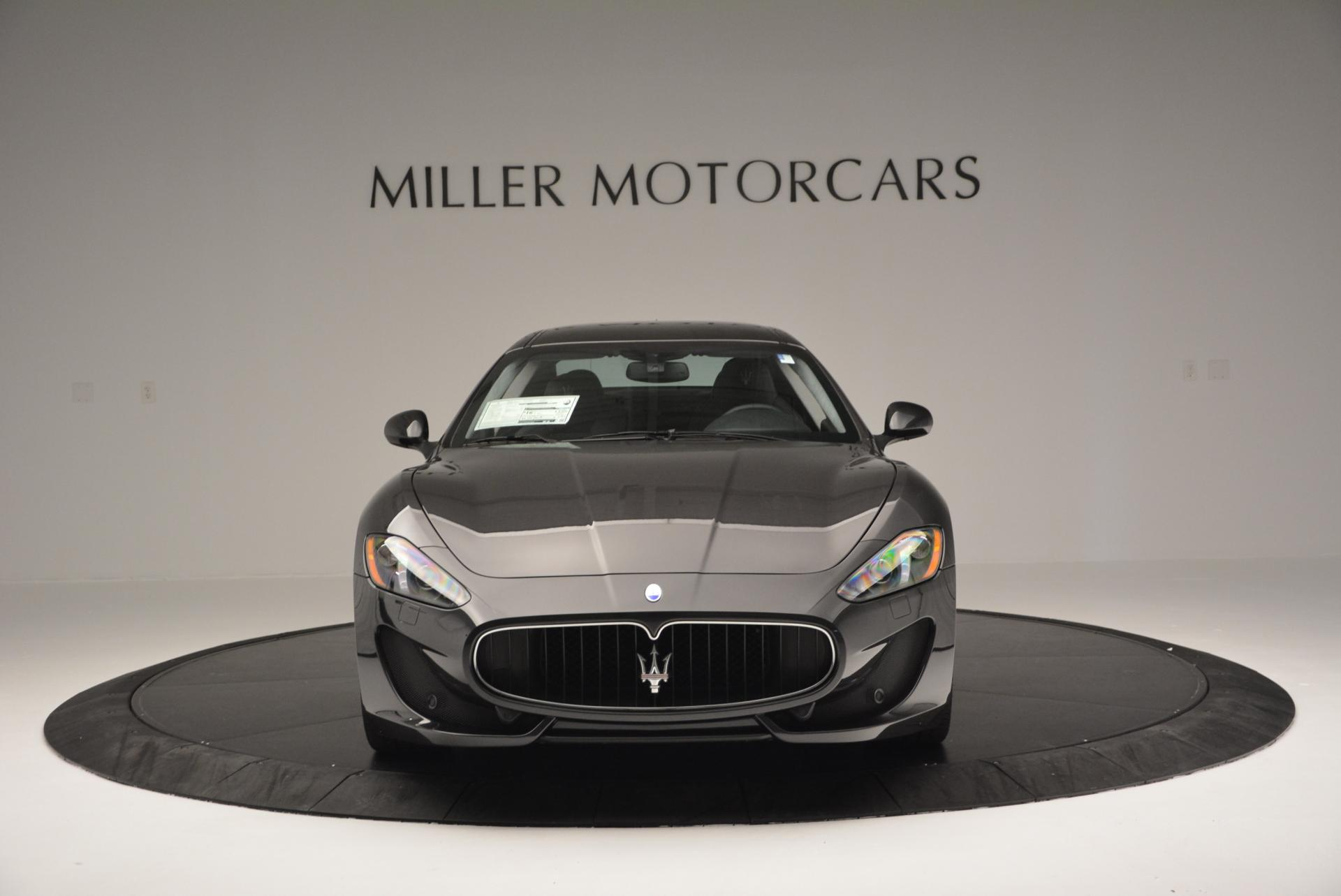 New 2016 Maserati GranTurismo Sport For Sale In Greenwich, CT. Alfa Romeo of Greenwich, W365 165_p12