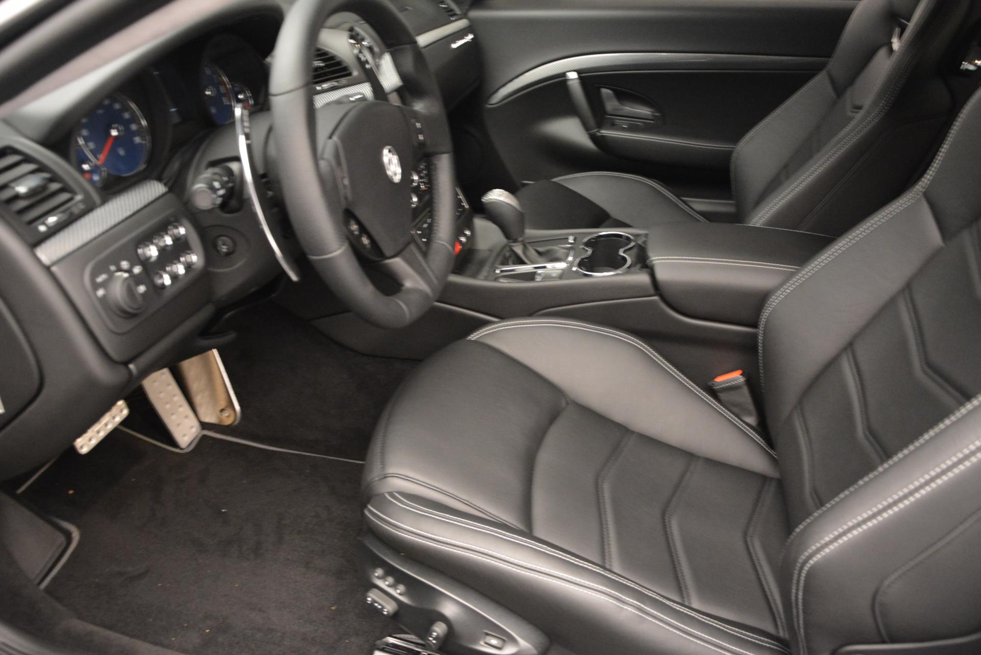 New 2016 Maserati GranTurismo Sport For Sale In Greenwich, CT. Alfa Romeo of Greenwich, W365 165_p14