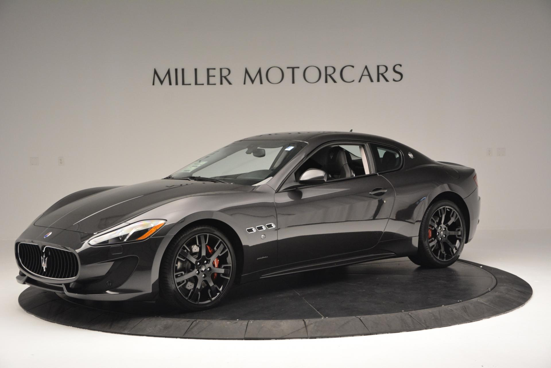 New 2016 Maserati GranTurismo Sport For Sale In Greenwich, CT. Alfa Romeo of Greenwich, W365 165_p2