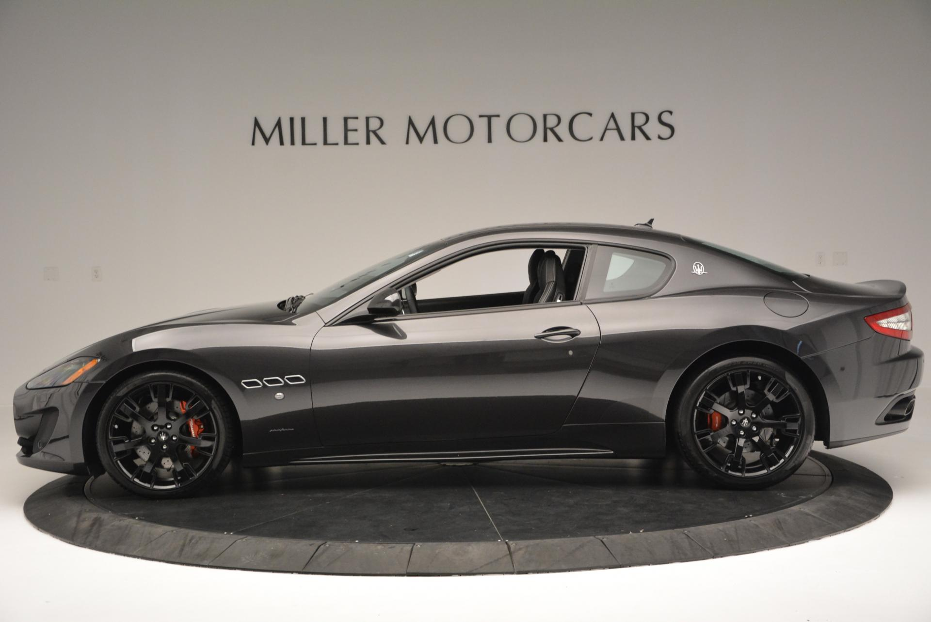 New 2016 Maserati GranTurismo Sport For Sale In Greenwich, CT. Alfa Romeo of Greenwich, W365 165_p3