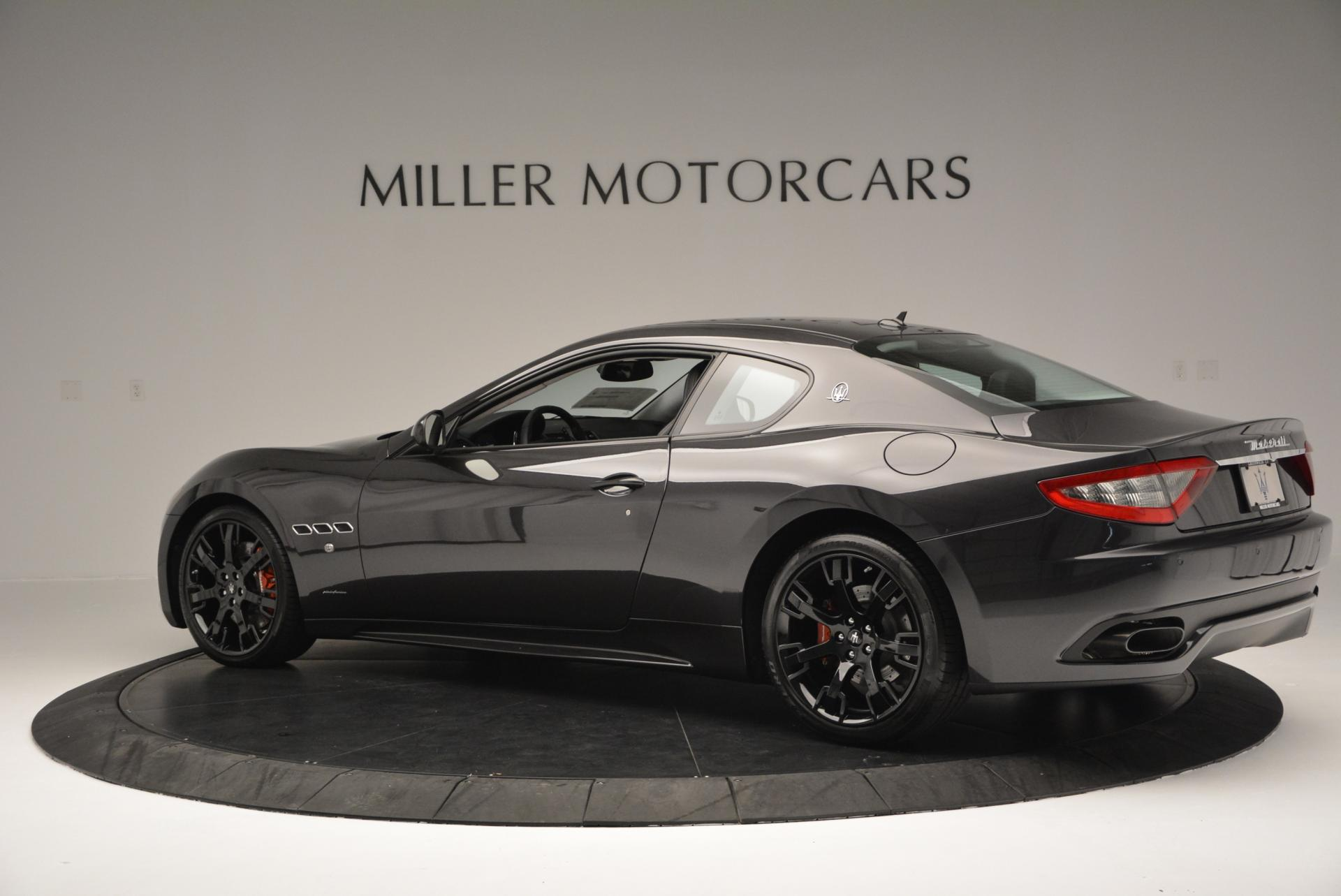 New 2016 Maserati GranTurismo Sport For Sale In Greenwich, CT. Alfa Romeo of Greenwich, W365 165_p4