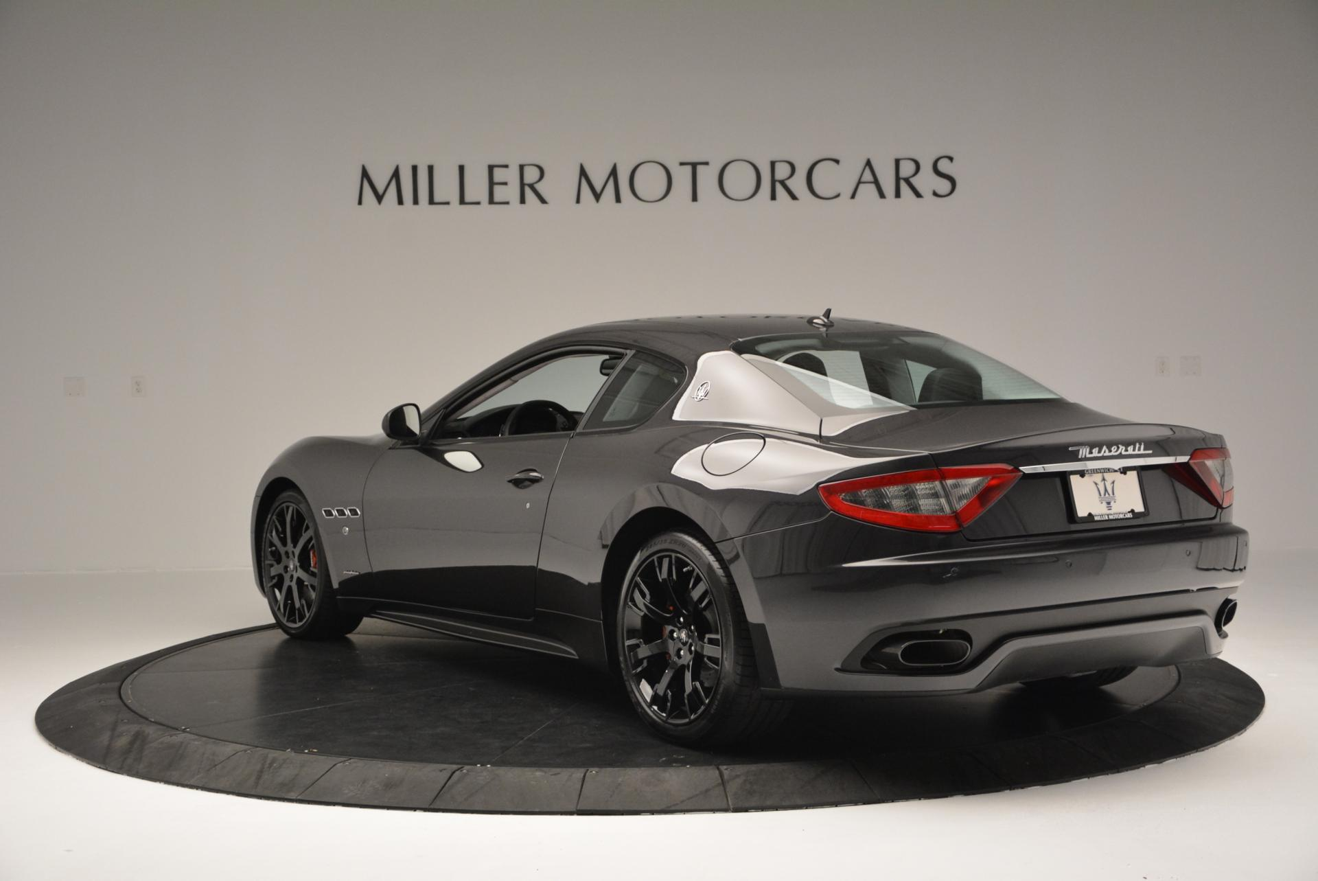 New 2016 Maserati GranTurismo Sport For Sale In Greenwich, CT. Alfa Romeo of Greenwich, W365 165_p5