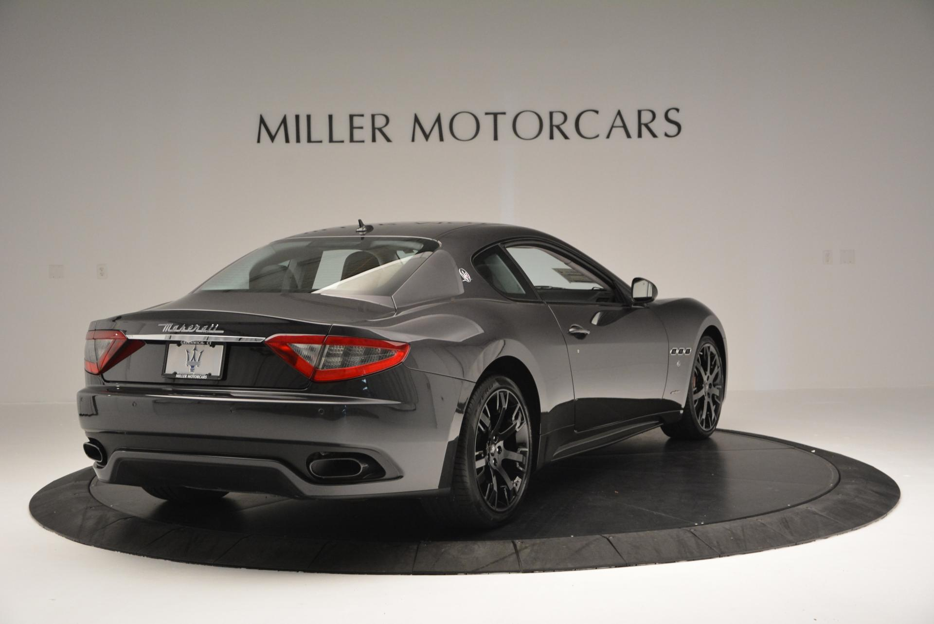 New 2016 Maserati GranTurismo Sport For Sale In Greenwich, CT. Alfa Romeo of Greenwich, W365 165_p7