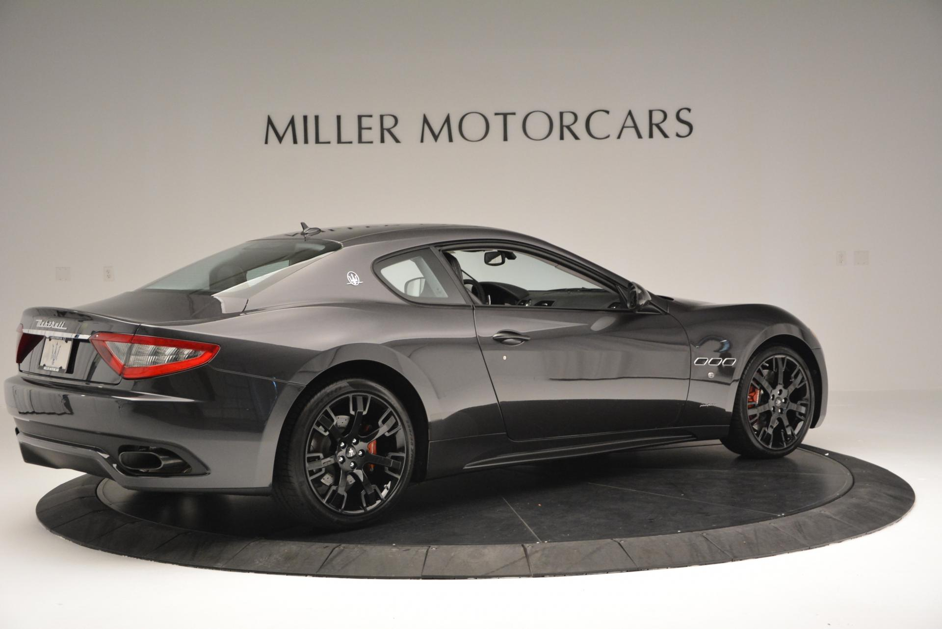 New 2016 Maserati GranTurismo Sport For Sale In Greenwich, CT. Alfa Romeo of Greenwich, W365 165_p8
