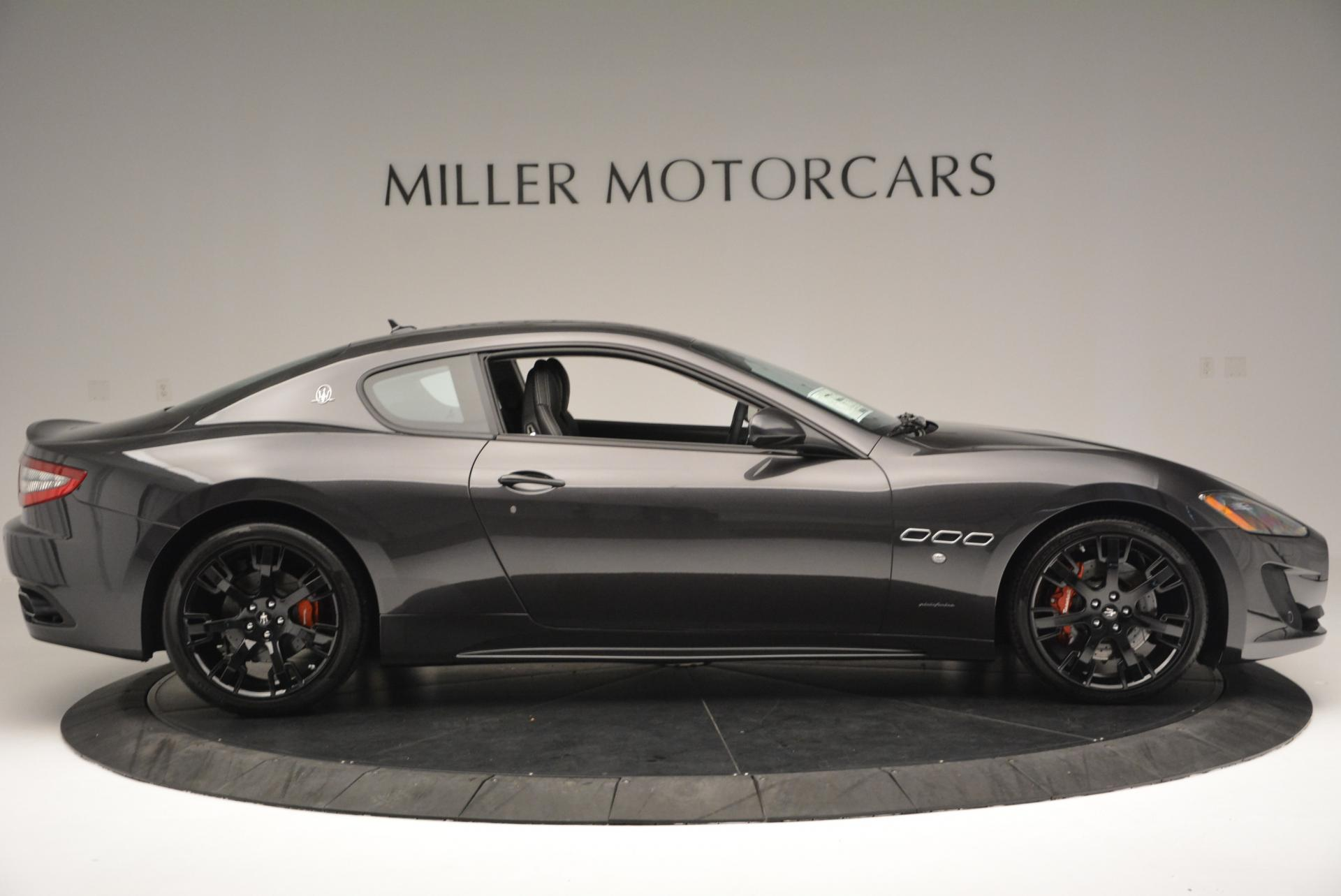 New 2016 Maserati GranTurismo Sport For Sale In Greenwich, CT. Alfa Romeo of Greenwich, W365 165_p9